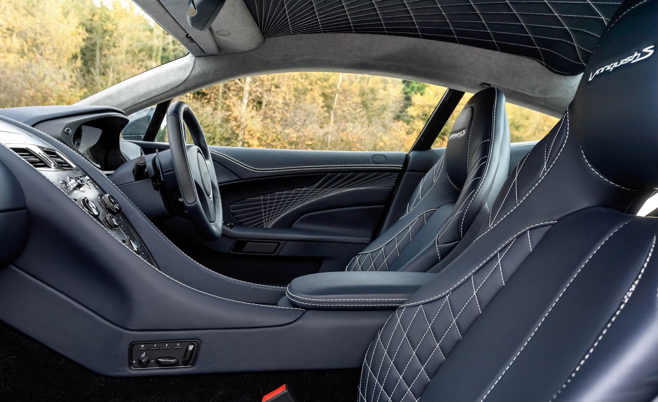 2017 Aston Martin Vanquish S (View 7 of 30)