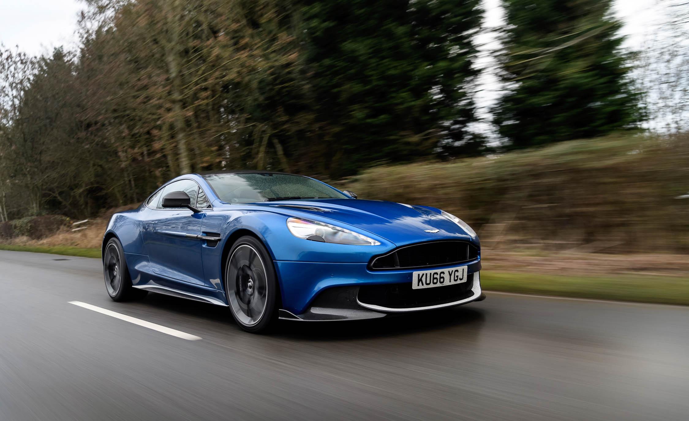 2017 Aston Martin Vanquish S (View 18 of 30)