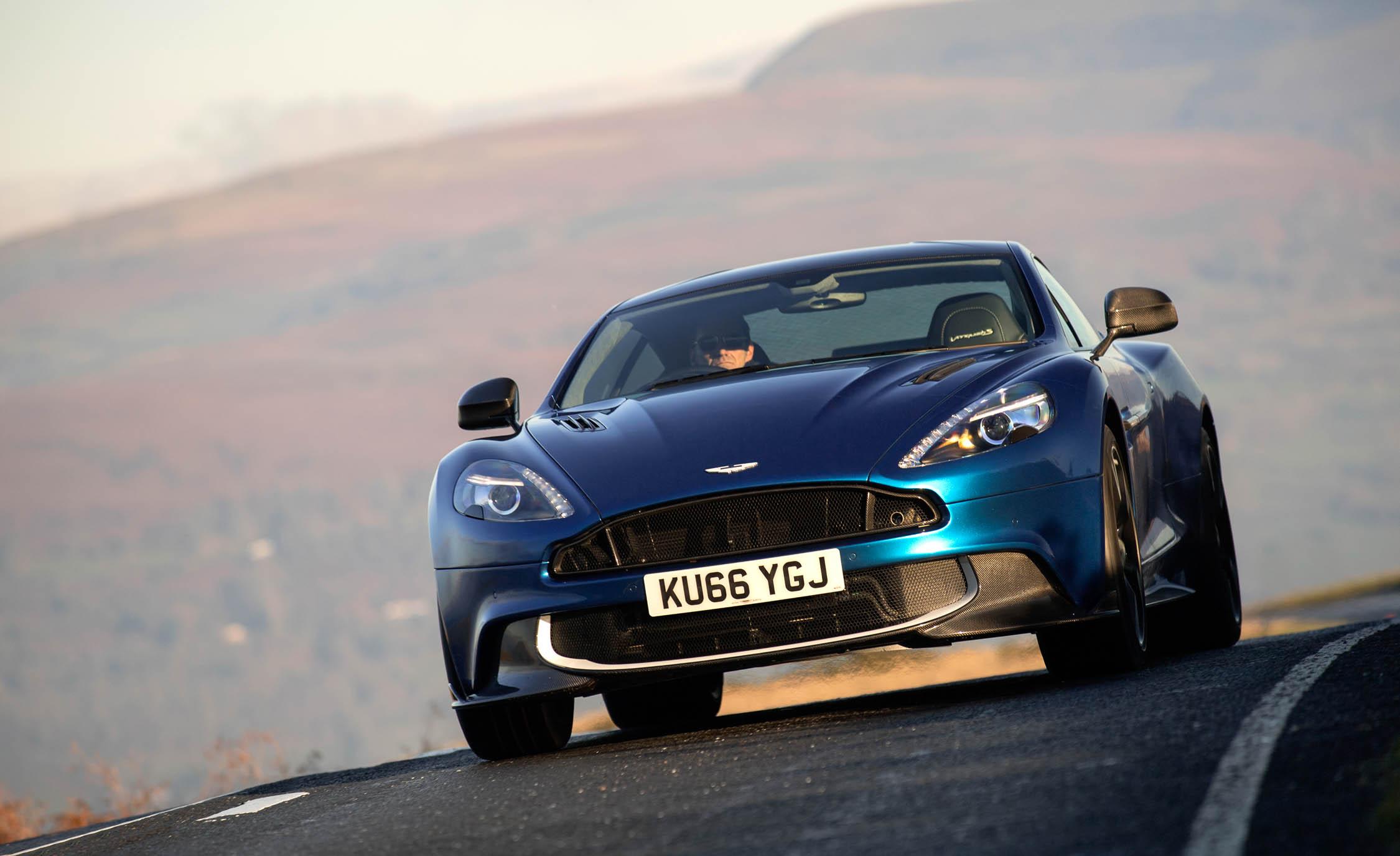 2017 Aston Martin Vanquish S (View 30 of 30)