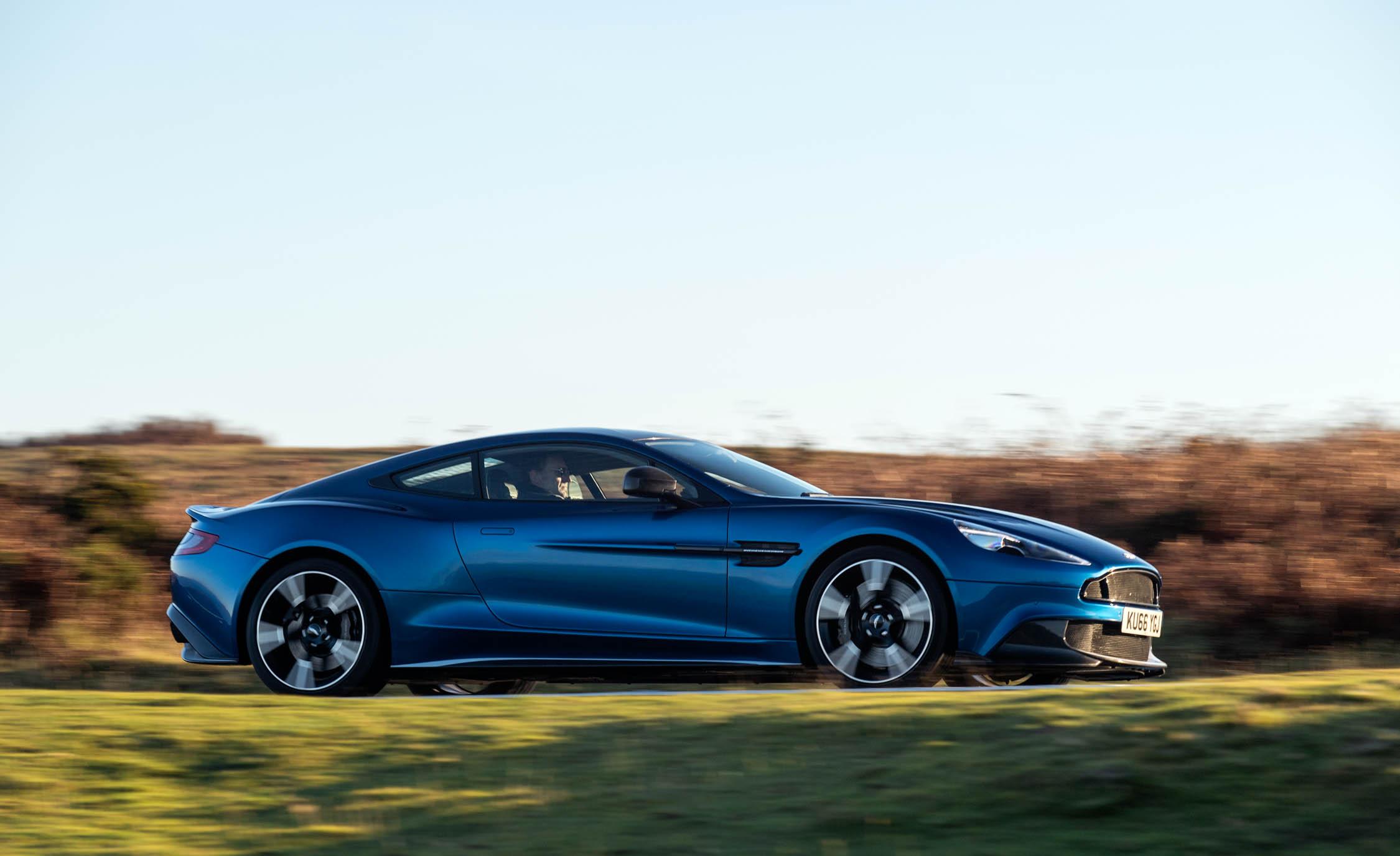 2017 Aston Martin Vanquish S (View 27 of 30)