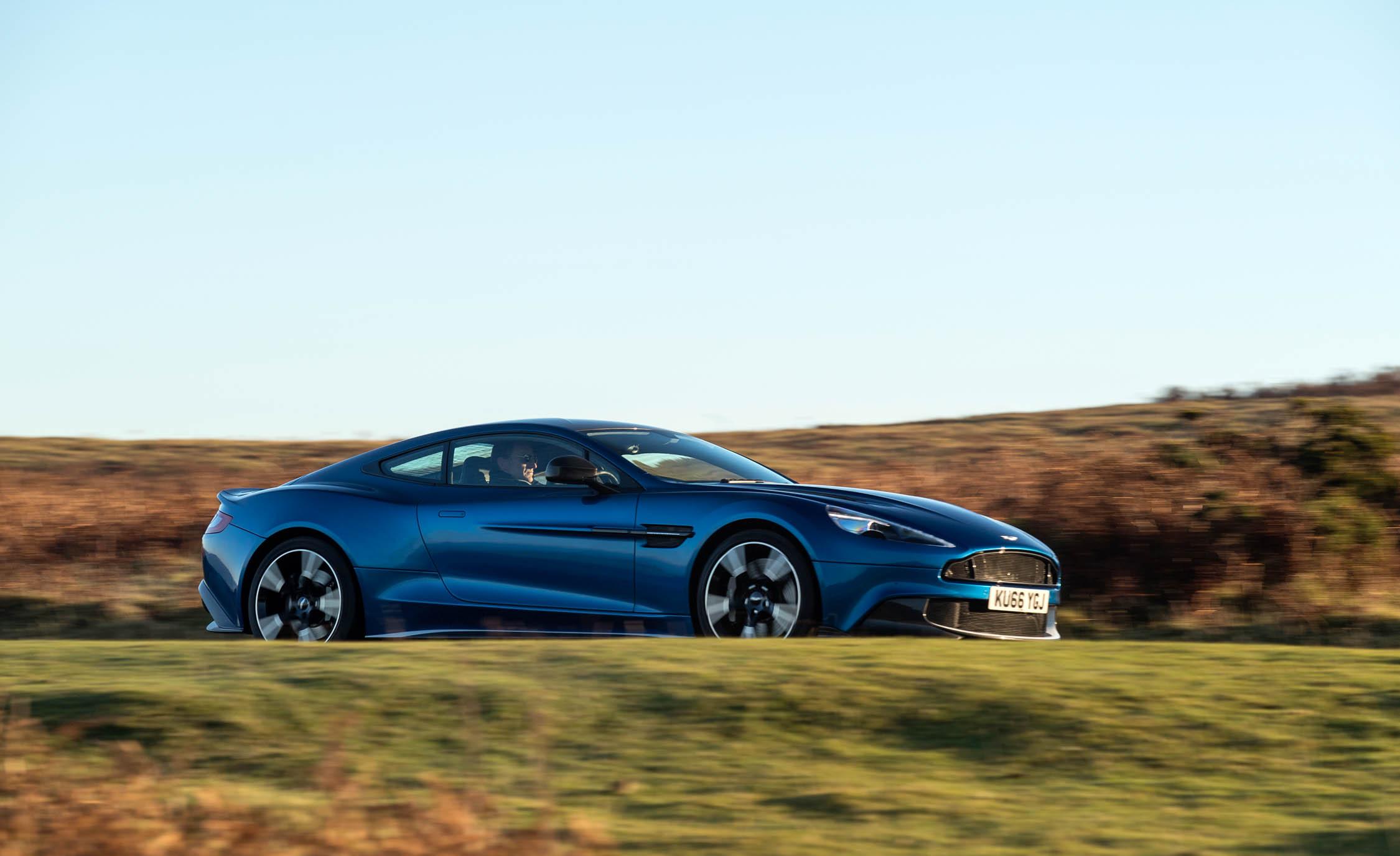 2017 Aston Martin Vanquish S (View 26 of 30)
