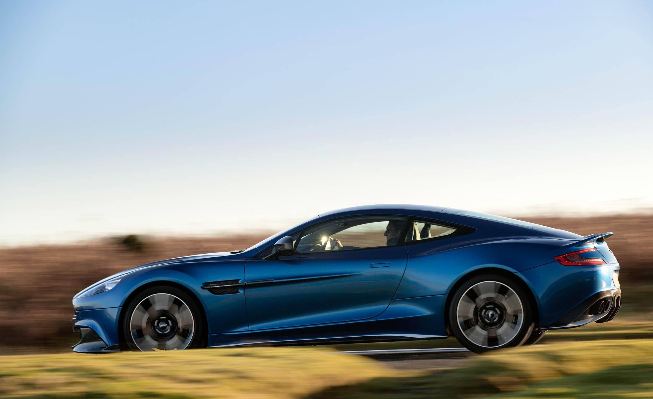 2017 Aston Martin Vanquish S (View 25 of 30)