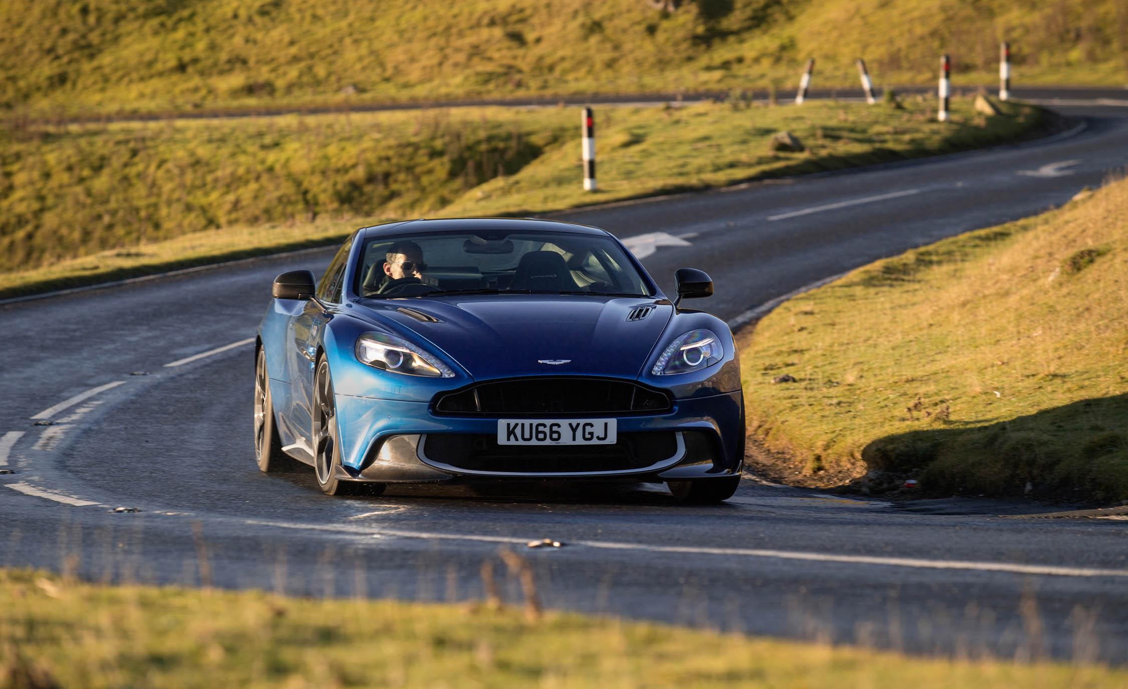 2017 Aston Martin Vanquish S (View 21 of 30)