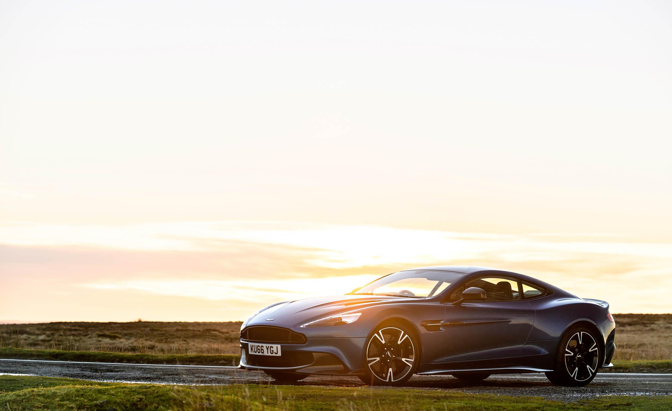 2017 Aston Martin Vanquish S (View 3 of 30)