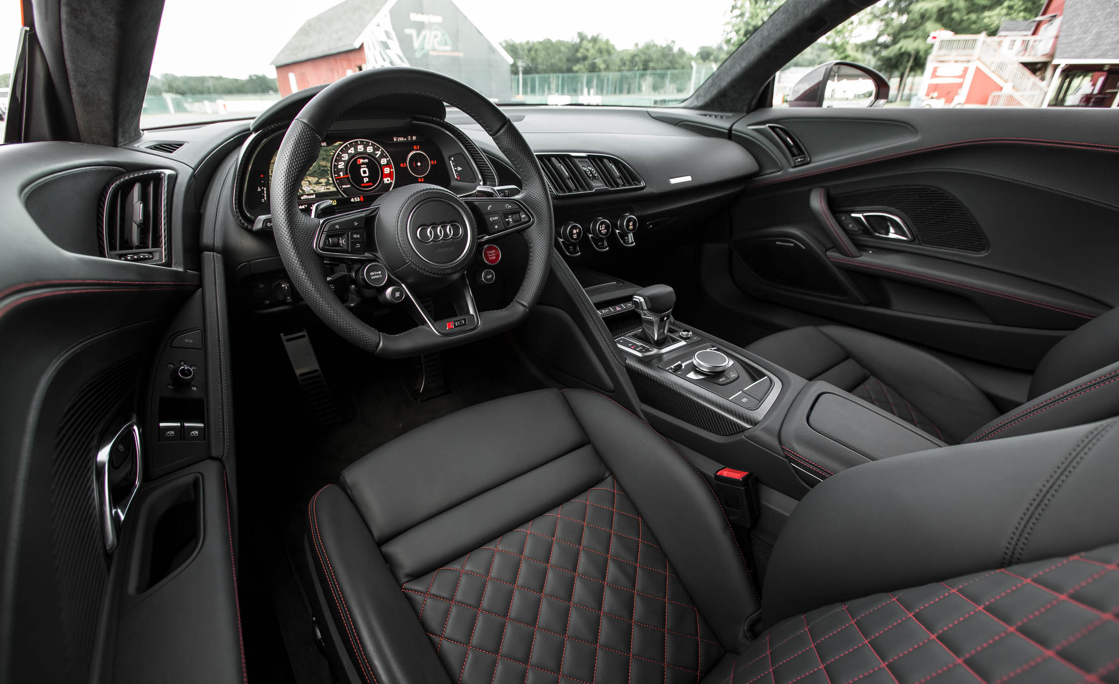 2017 audi r8 v10 plus cars exclusive videos and photos. Black Bedroom Furniture Sets. Home Design Ideas