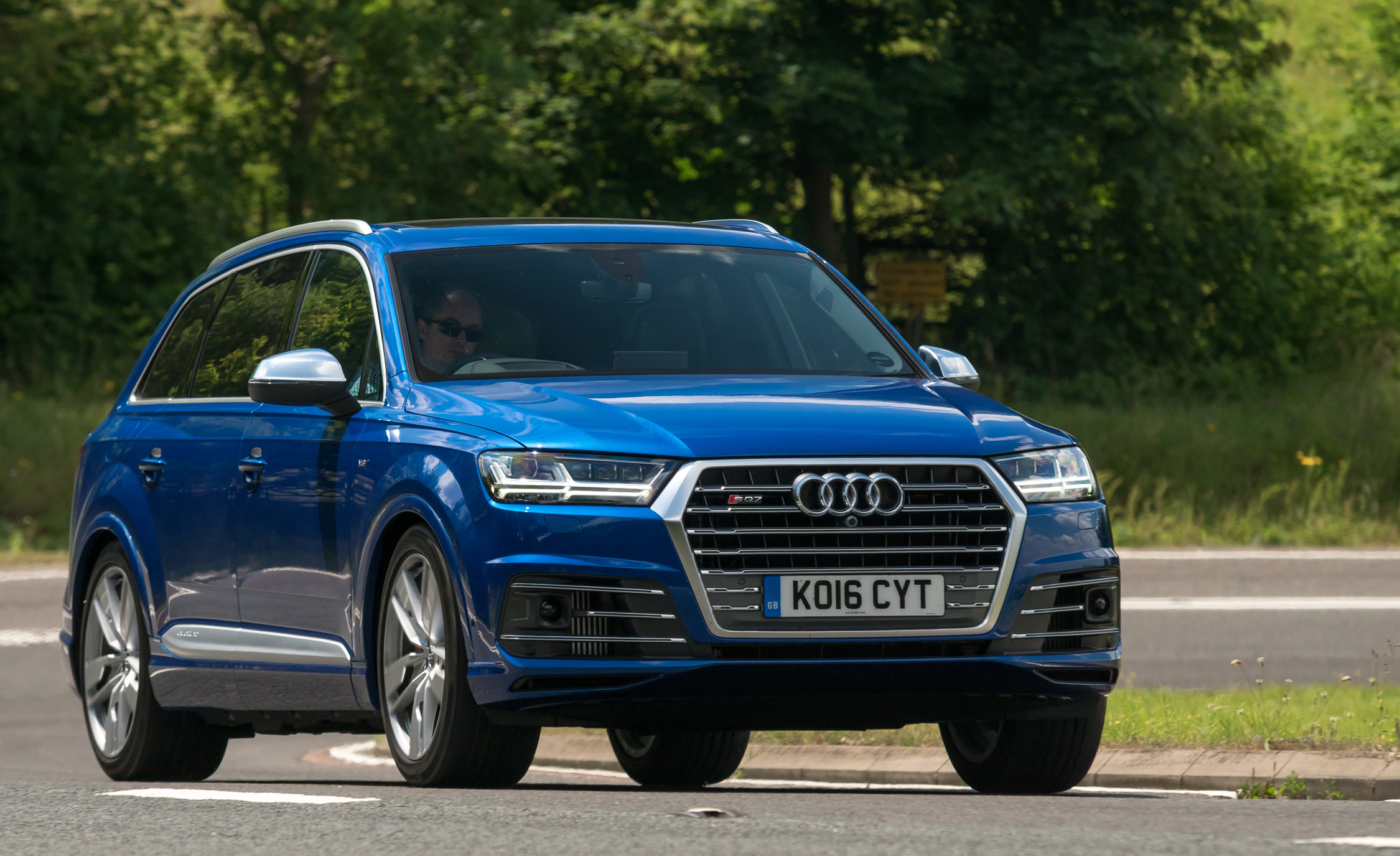 2017 Audi Sq7 Preview (View 11 of 15)