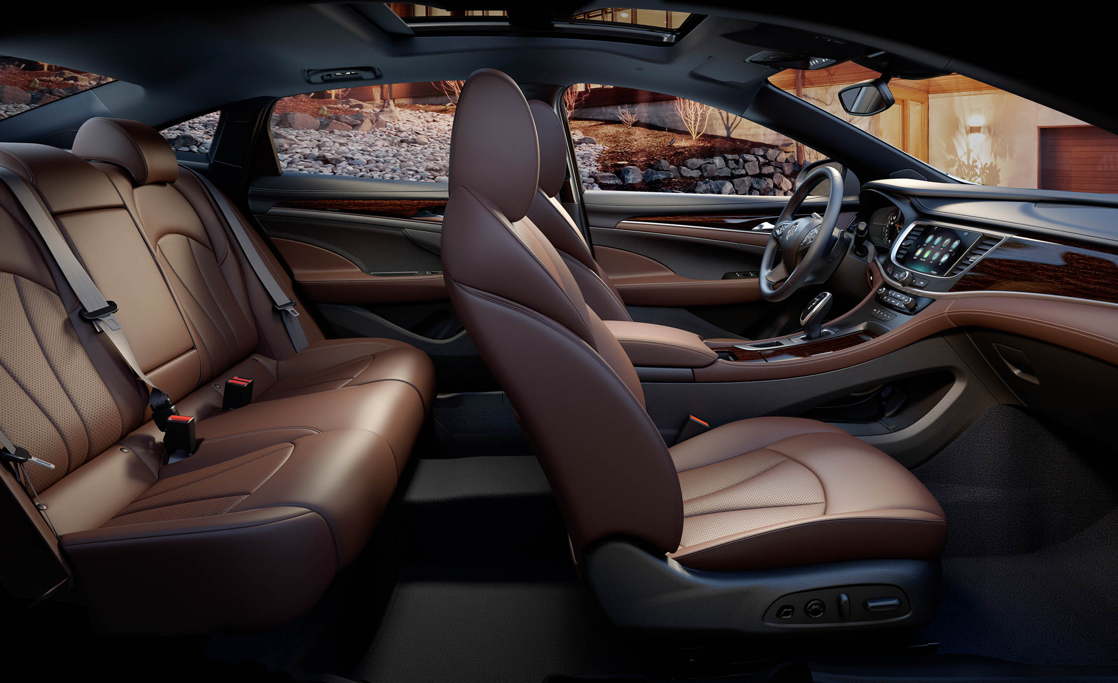 2017 Buick Lacrosse Interior Preview (Photo 22 of 26)