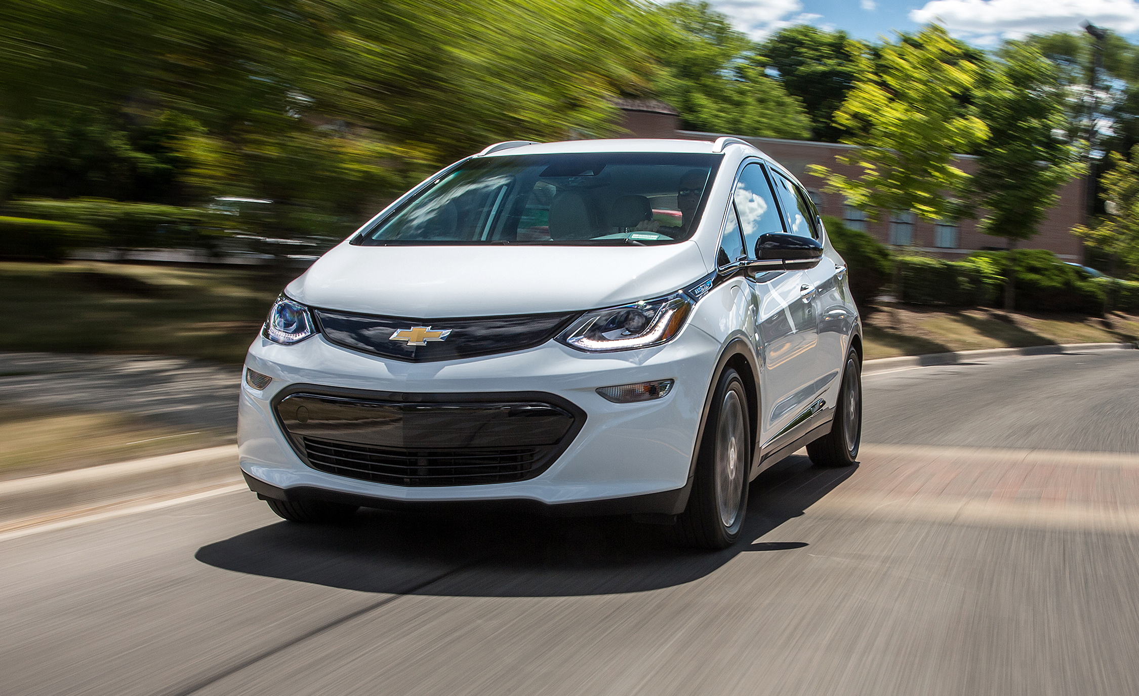 2017 Chevrolet Bolt Ev Preview (Photo 10 of 12)