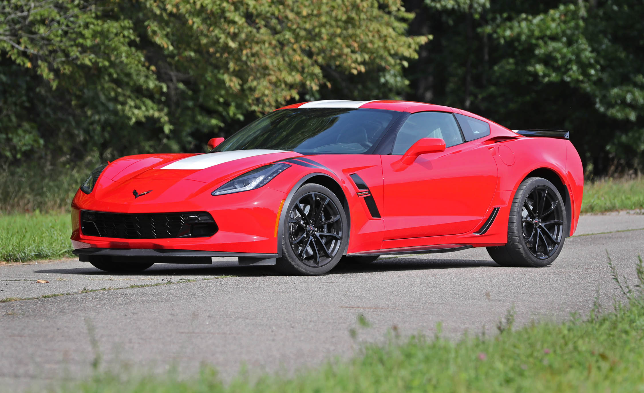 2017 Chevrolet Corvette Grand Sport (View 22 of 27)