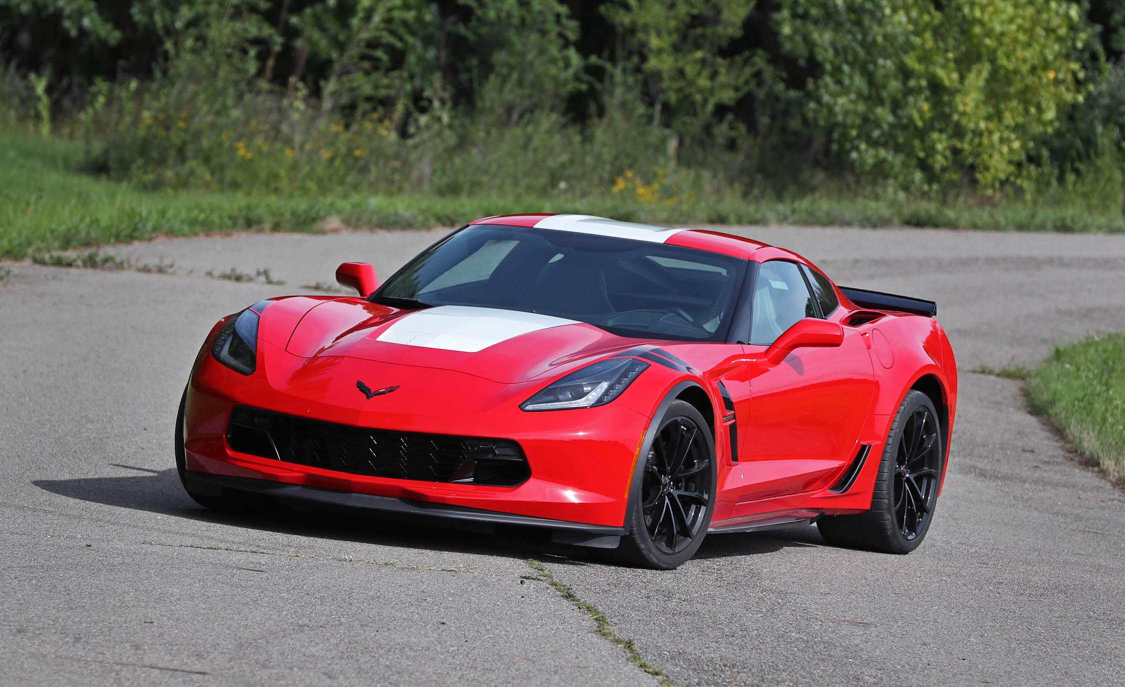 Featured Image of 2017 Chevrolet Corvette Grand Sport