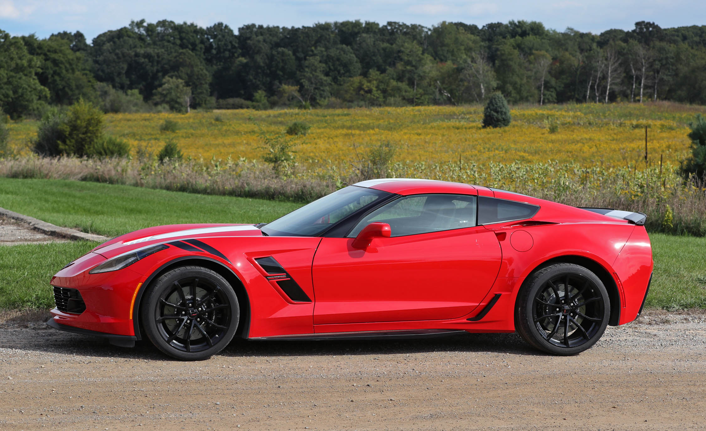 2017 Chevrolet Corvette Grand Sport (View 7 of 27)