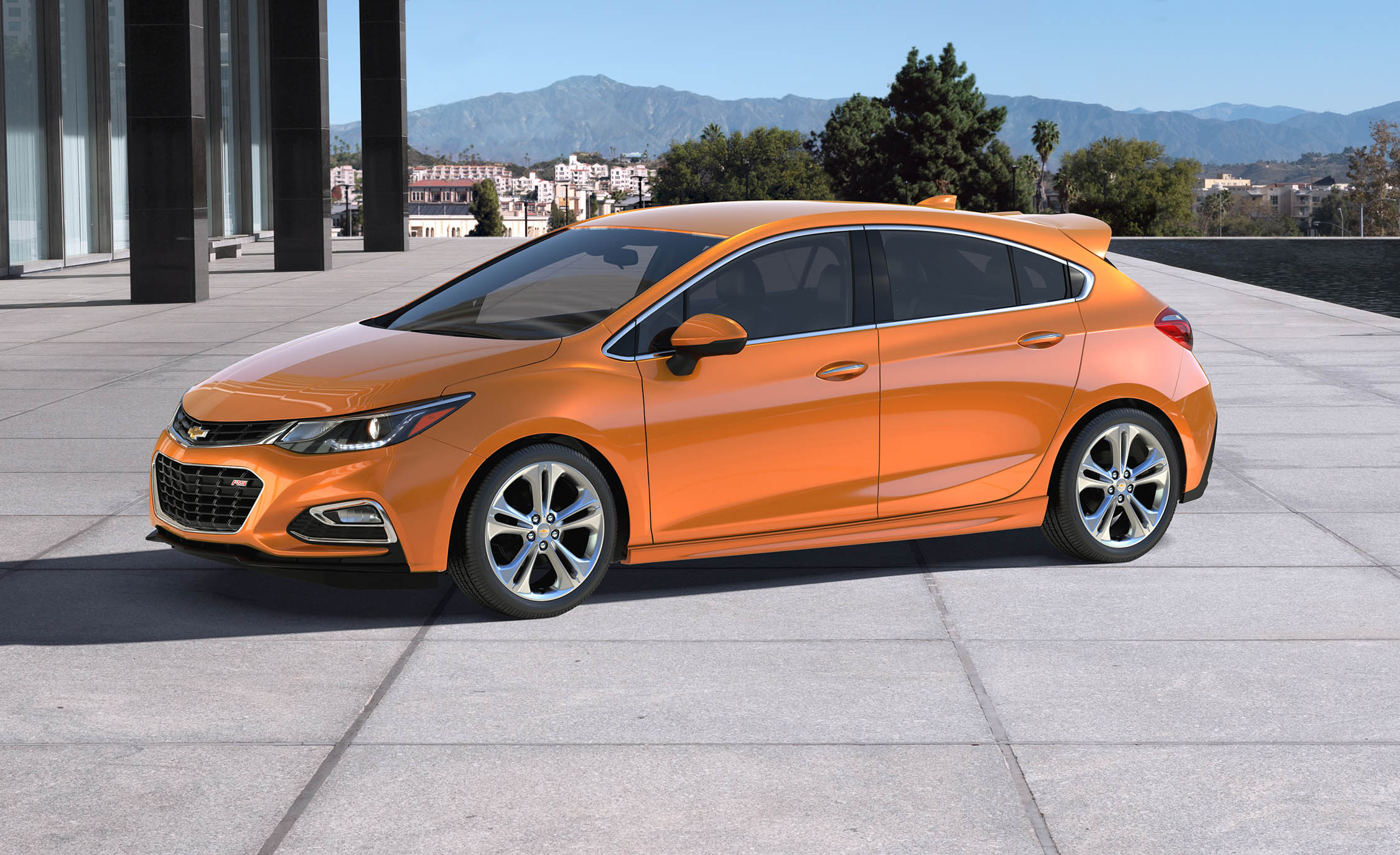 Featured Image of 2017 Chevrolet Cruze Hatchback