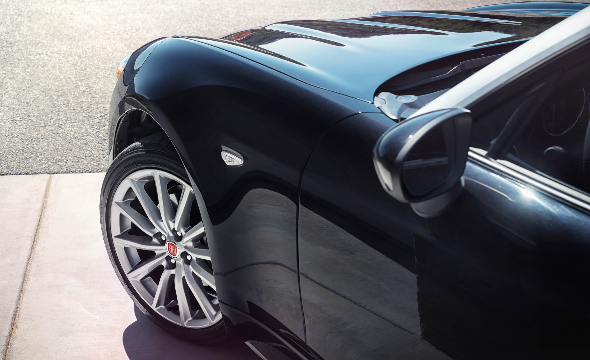 2017 Fiat 124 Spider Front Wheel (View 4 of 23)