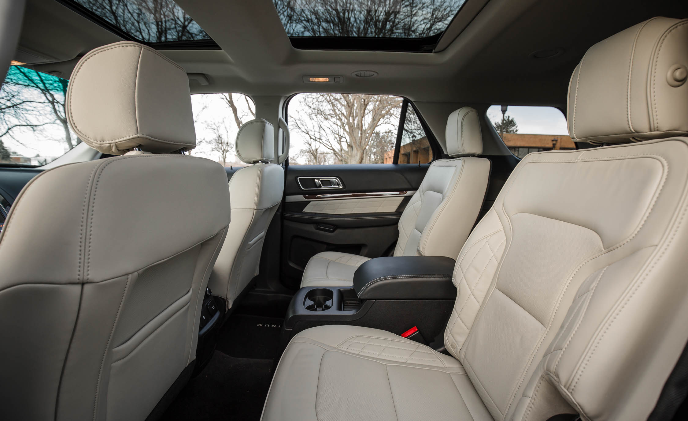 2018 Ford Explorer Xlt Interior 2017 2018 2019 Ford Price Release Date Reviews