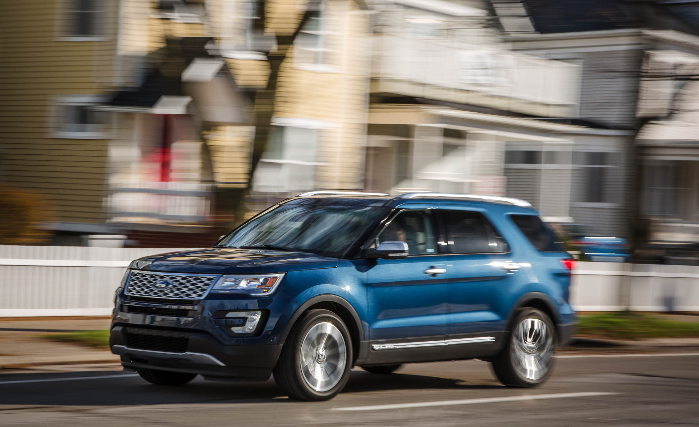 Featured Image of 2017 Ford Explorer