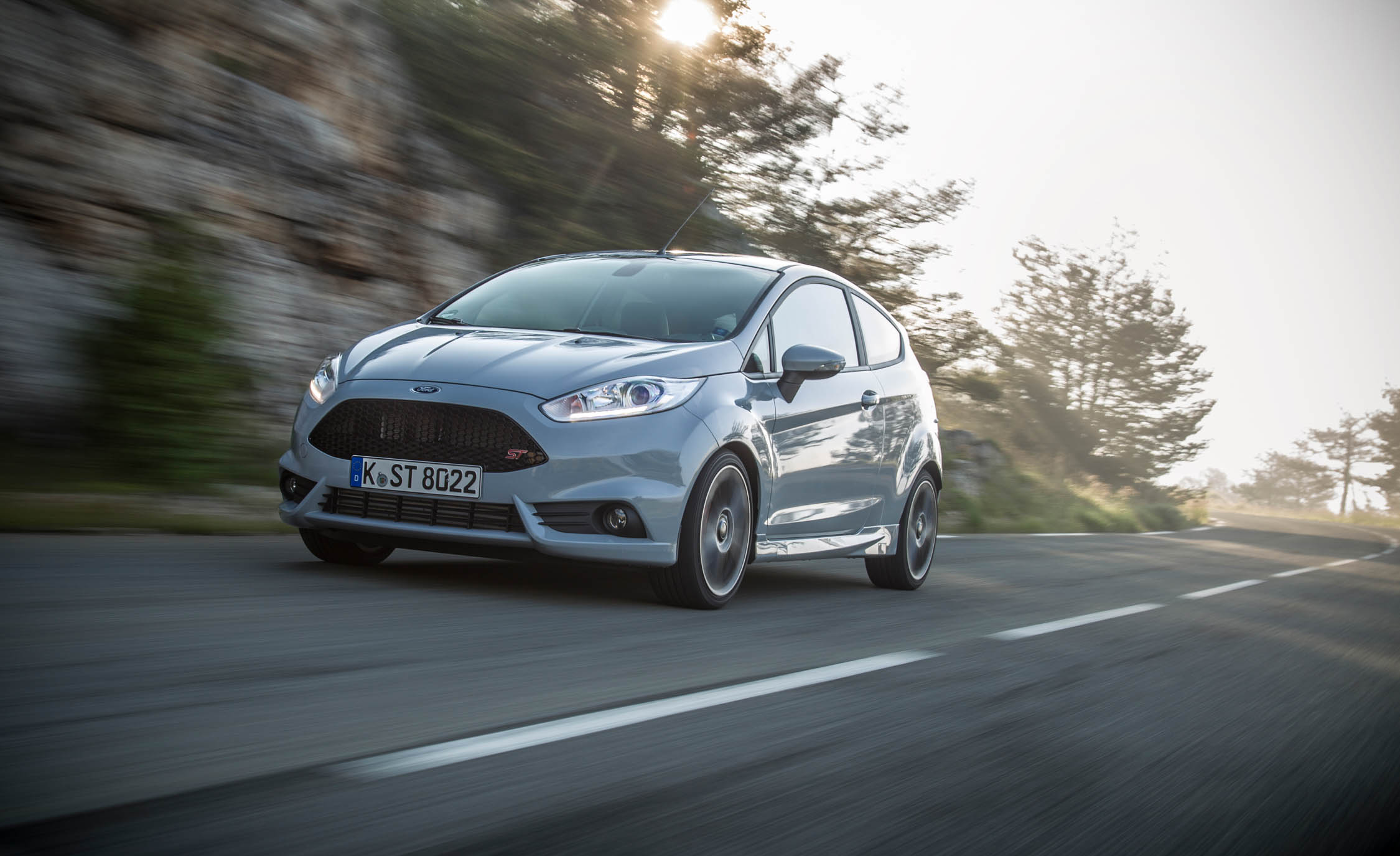 2017 Ford Fiesta ST (Photo 3 of 25)