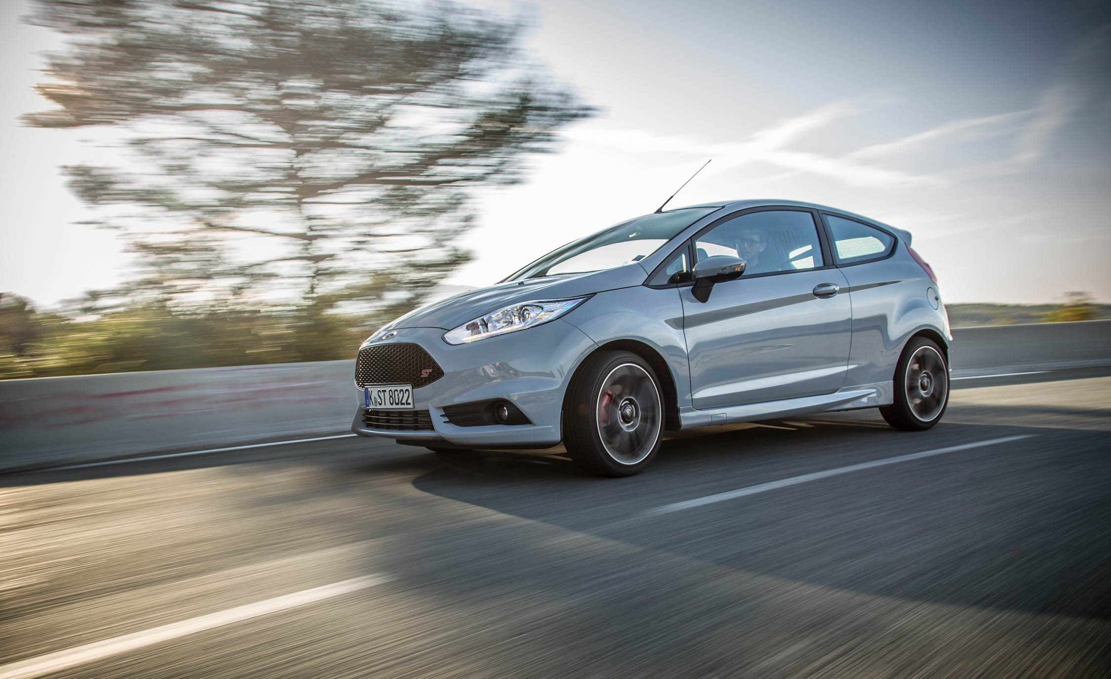 2017 Ford Fiesta ST (Photo 5 of 25)