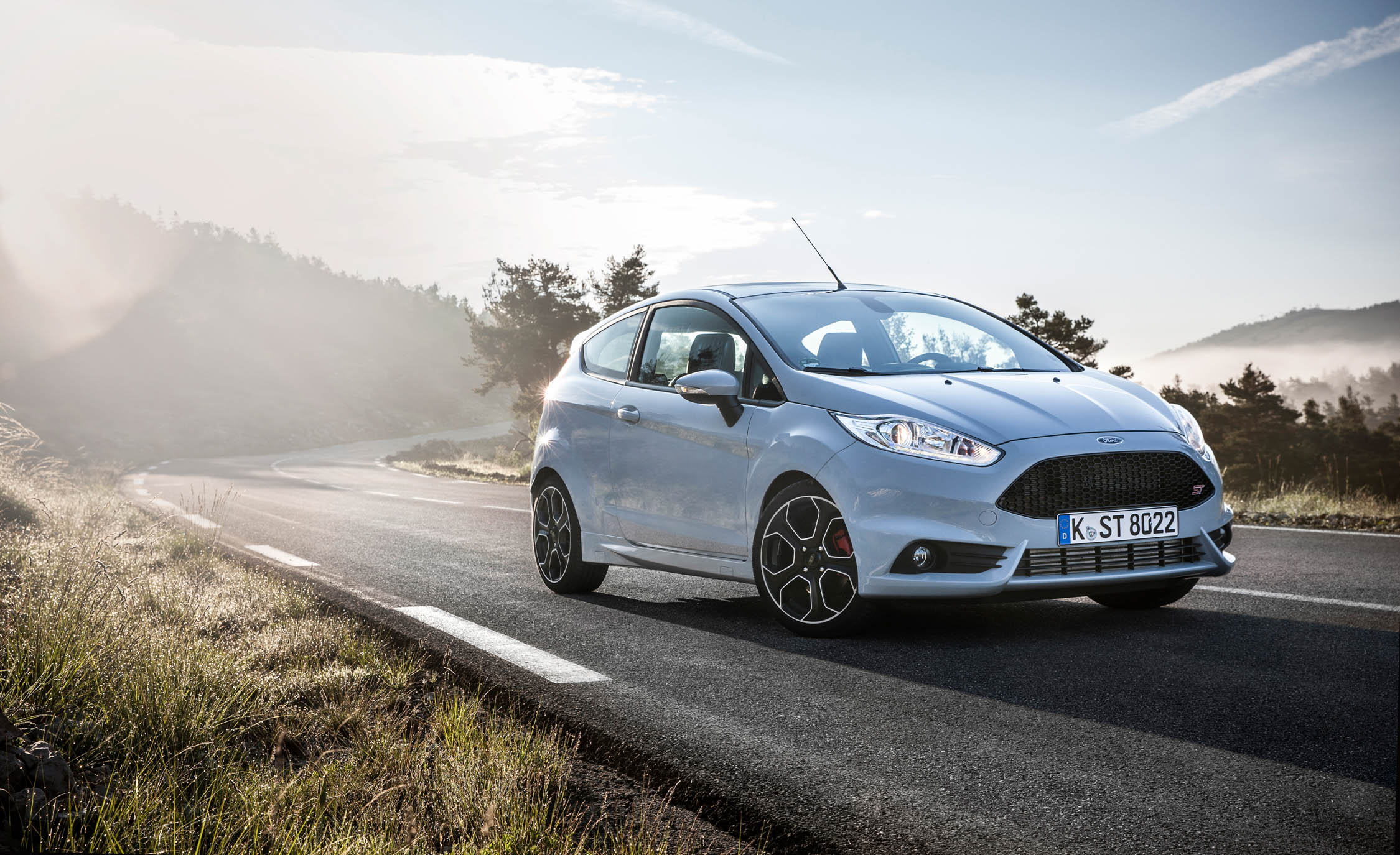 2017 Ford Fiesta ST (Photo 14 of 25)
