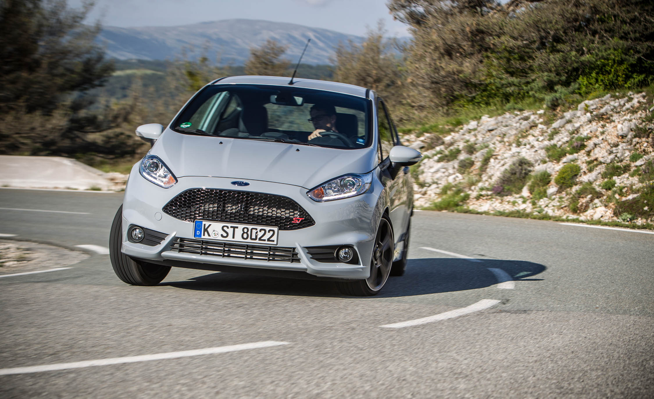 2017 Ford Fiesta ST (Photo 12 of 25)