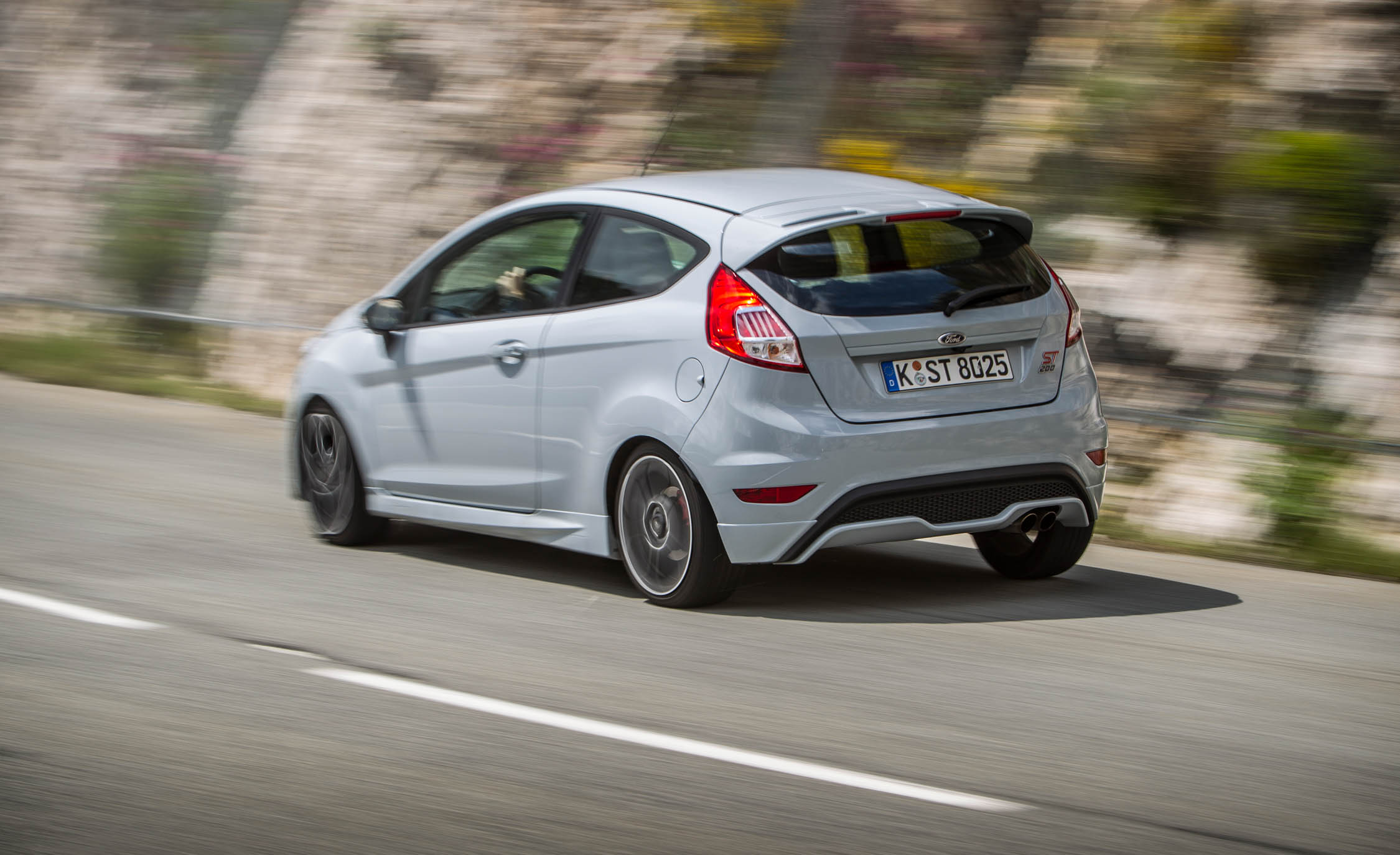 2017 Ford Fiesta ST (Photo 10 of 25)
