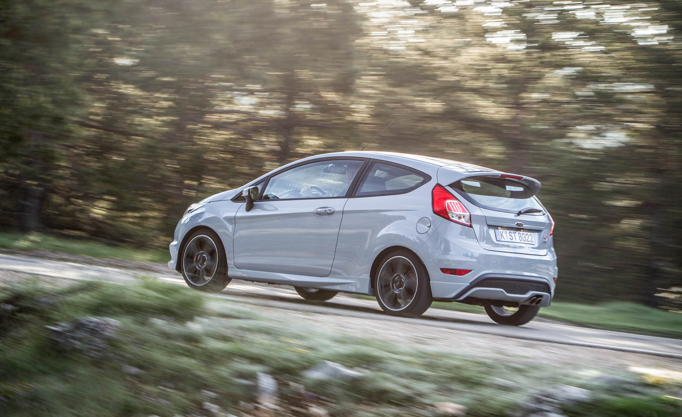 2017 Ford Fiesta ST (Photo 9 of 25)