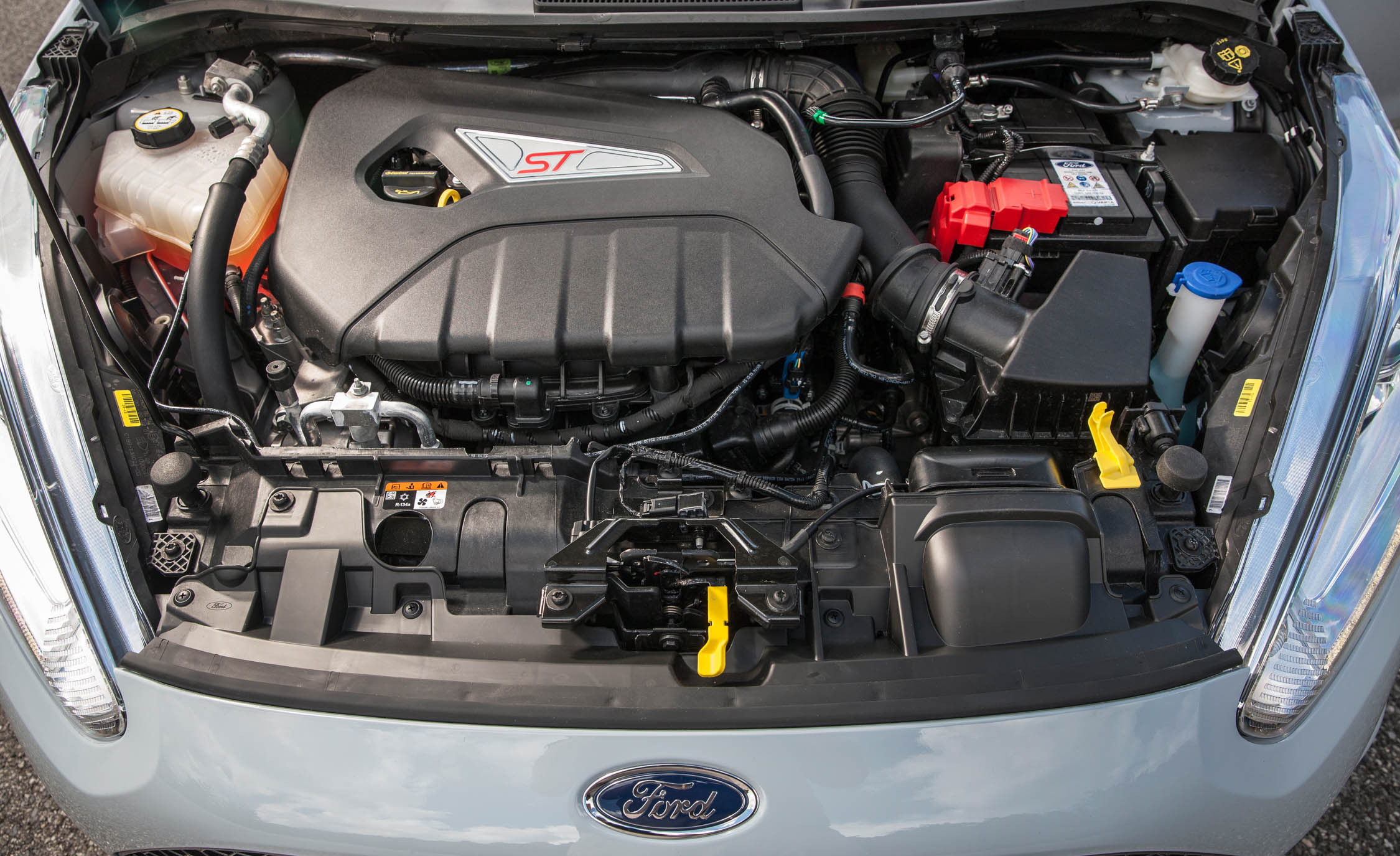 2017 Ford Fiesta ST200 Turbocharged (Photo 25 of 25)
