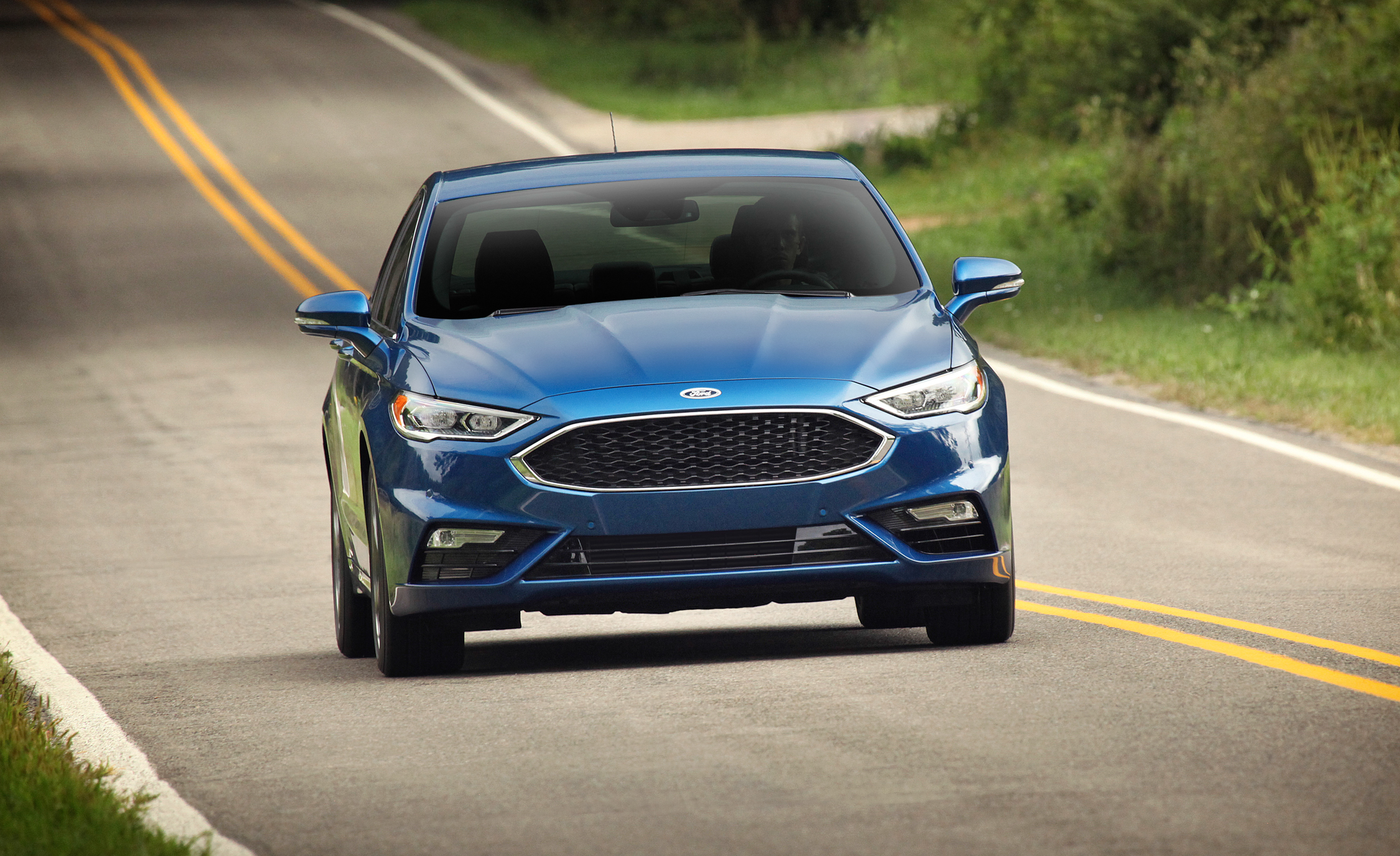 2017 Ford Fusion Sport (Photo 8 of 23)