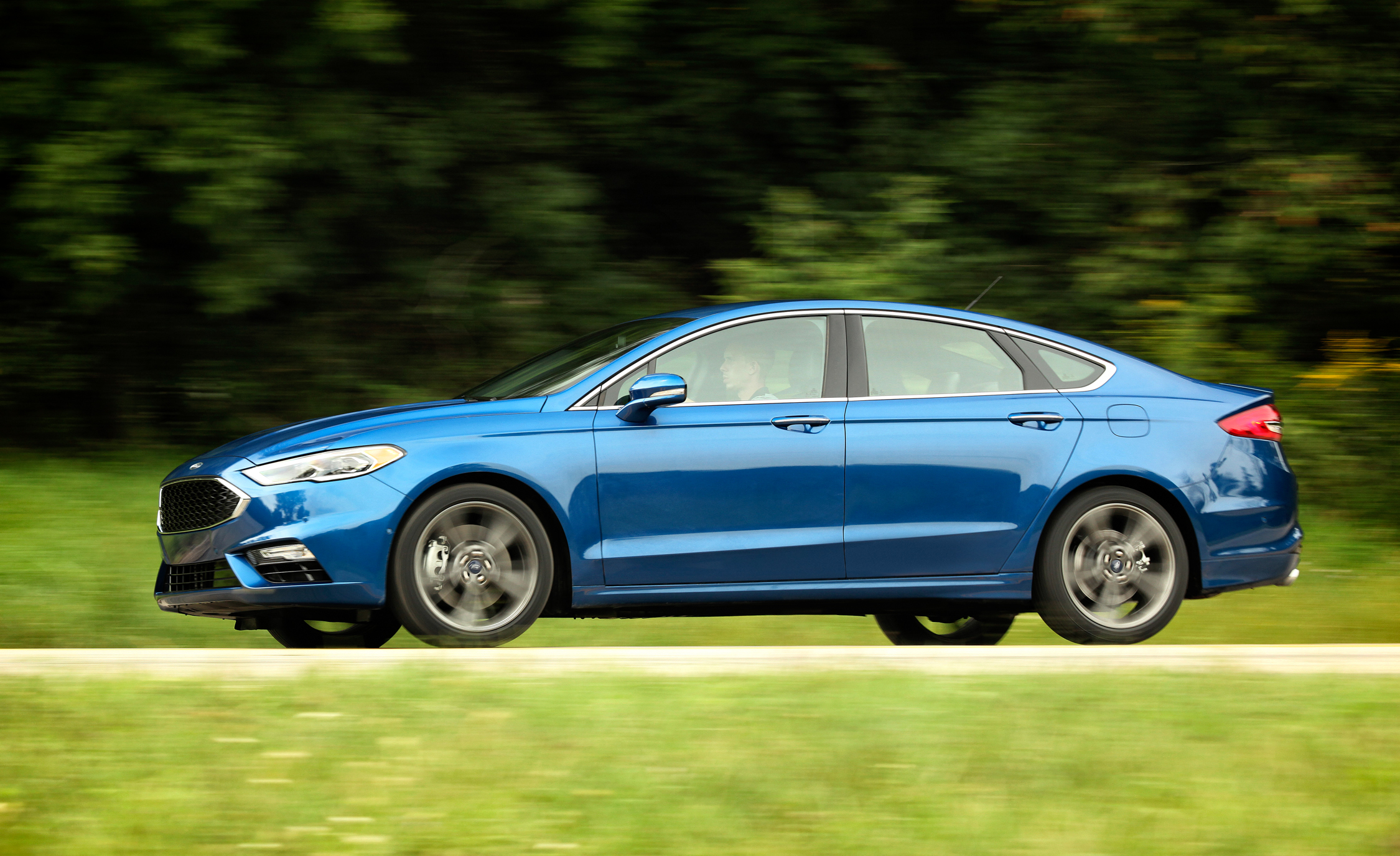 2017 Ford Fusion Sport (Photo 11 of 23)