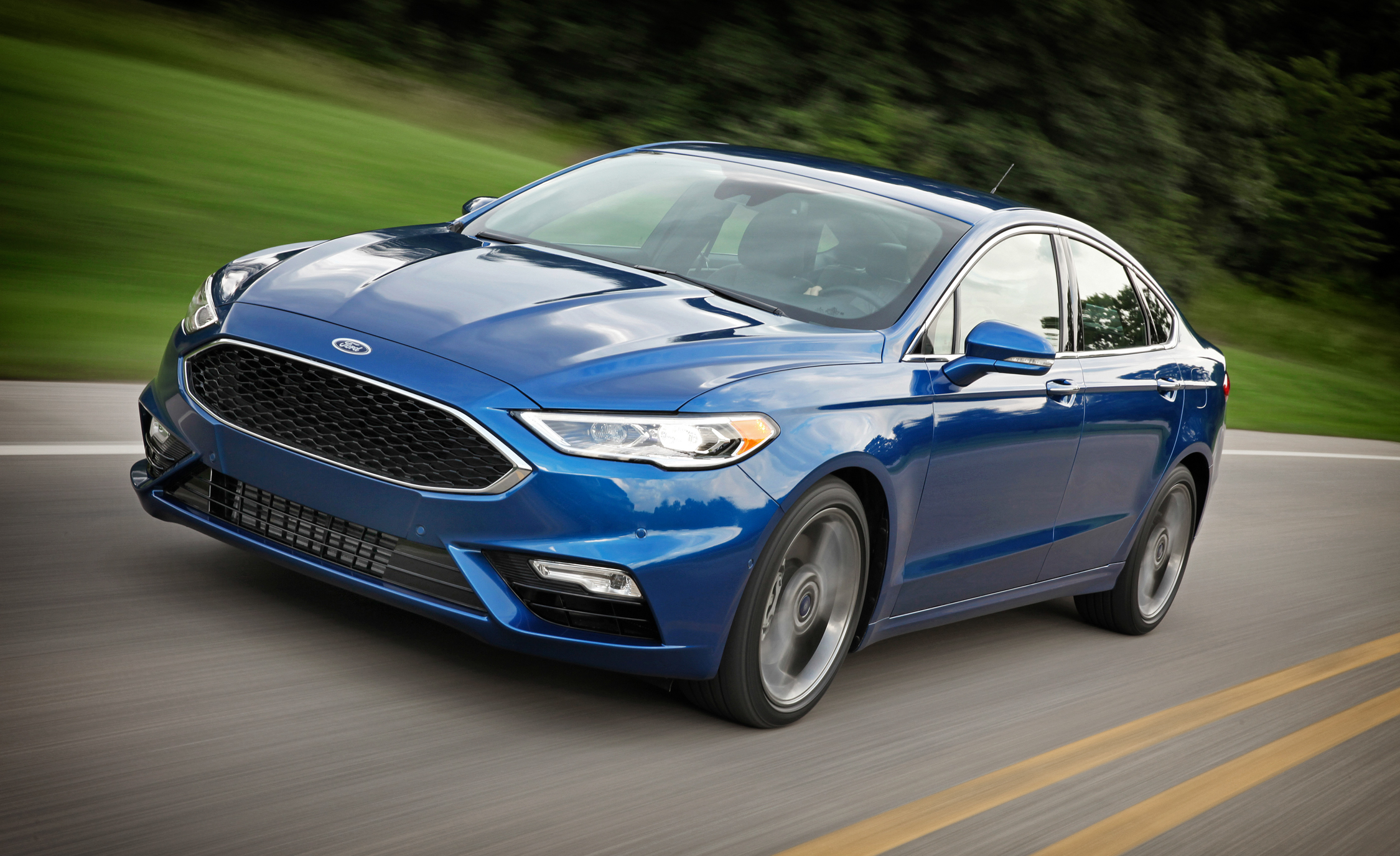 2017 Ford Fusion Sport (Photo 12 of 23)