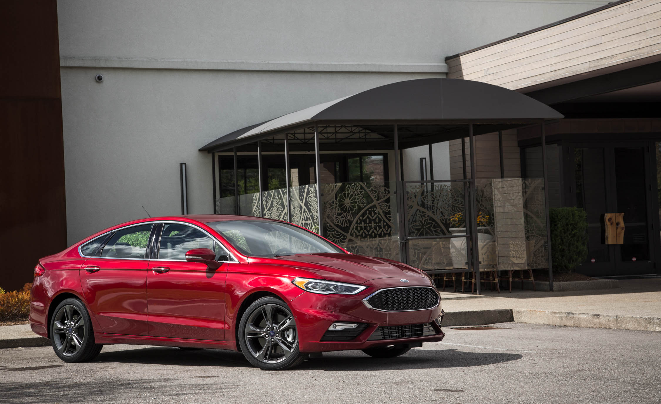 2017 Ford Fusion Sport (Photo 13 of 23)