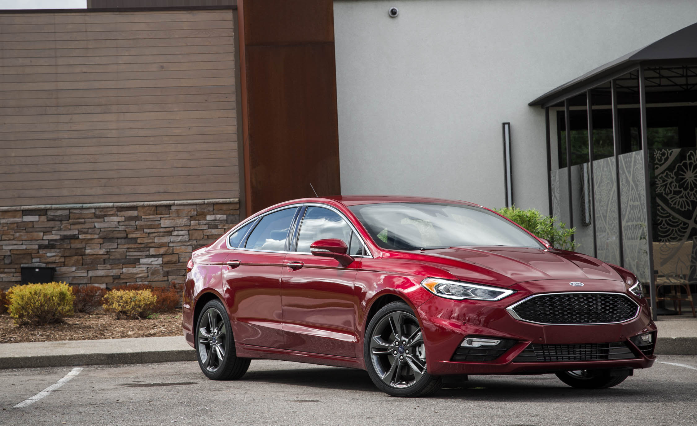 2017 Ford Fusion Sport (Photo 14 of 23)
