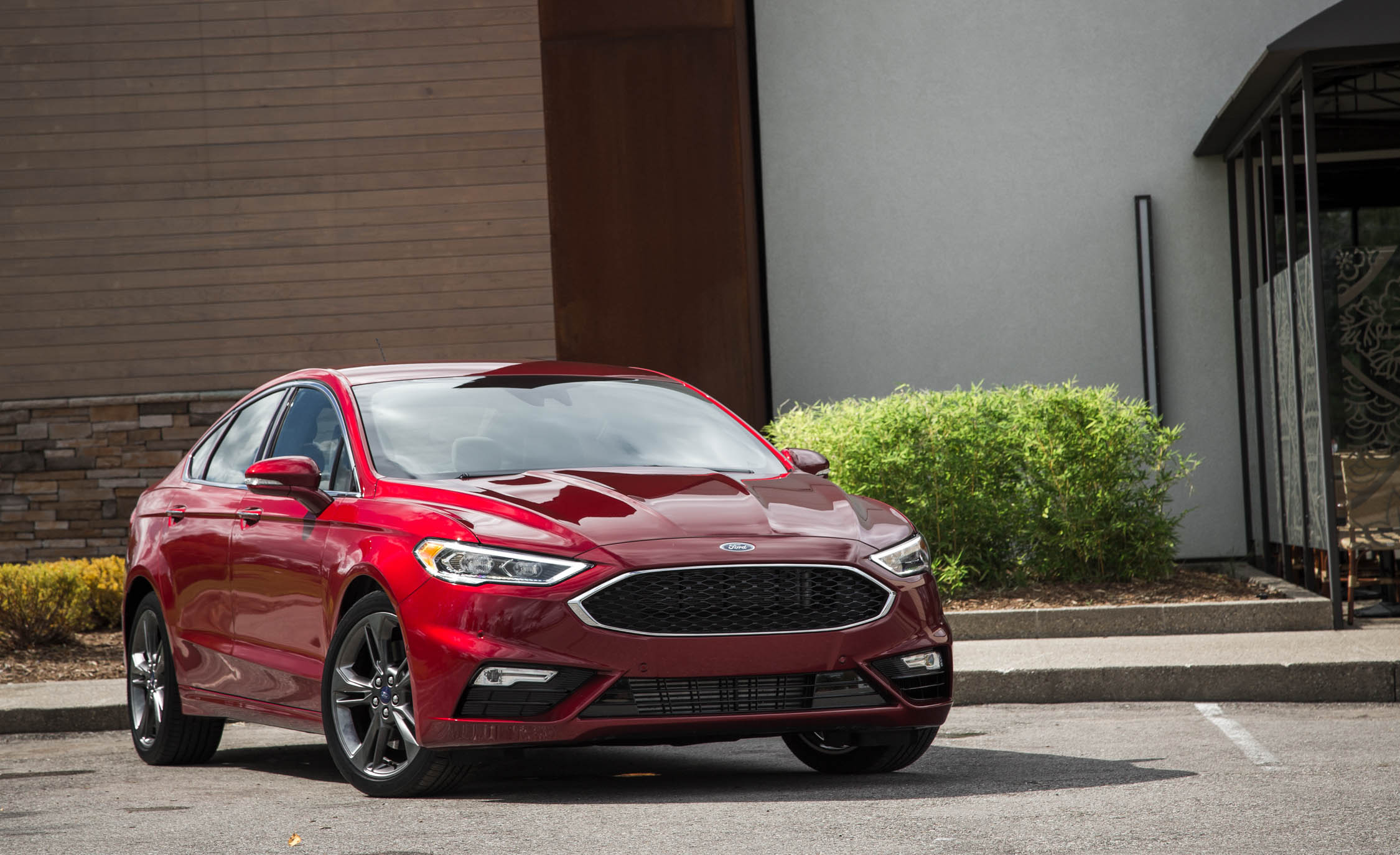 2017 Ford Fusion Sport (Photo 20 of 23)