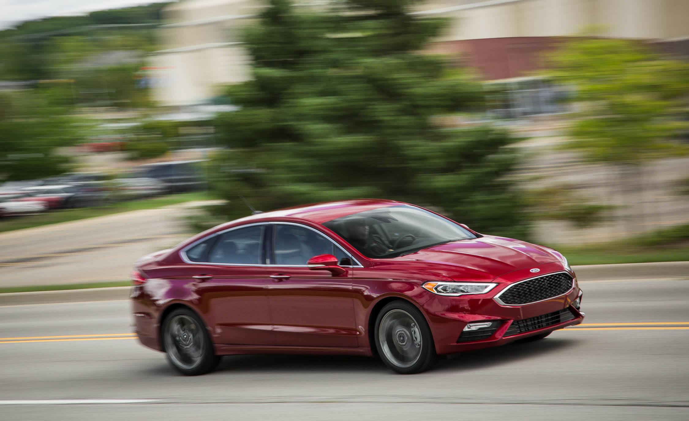 2017 Ford Fusion Sport (Photo 21 of 23)