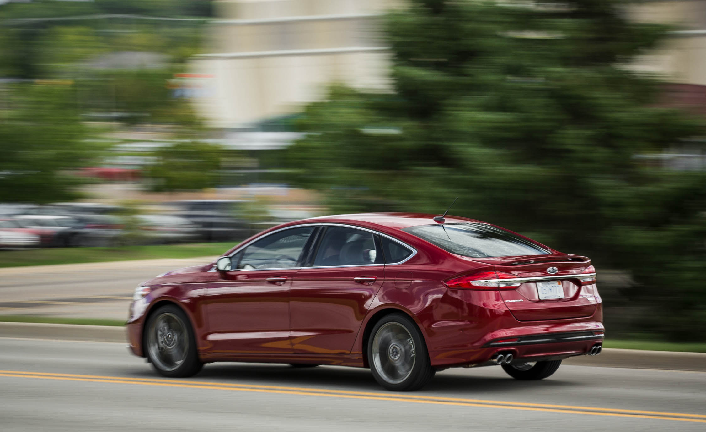 2017 Ford Fusion Sport (Photo 22 of 23)
