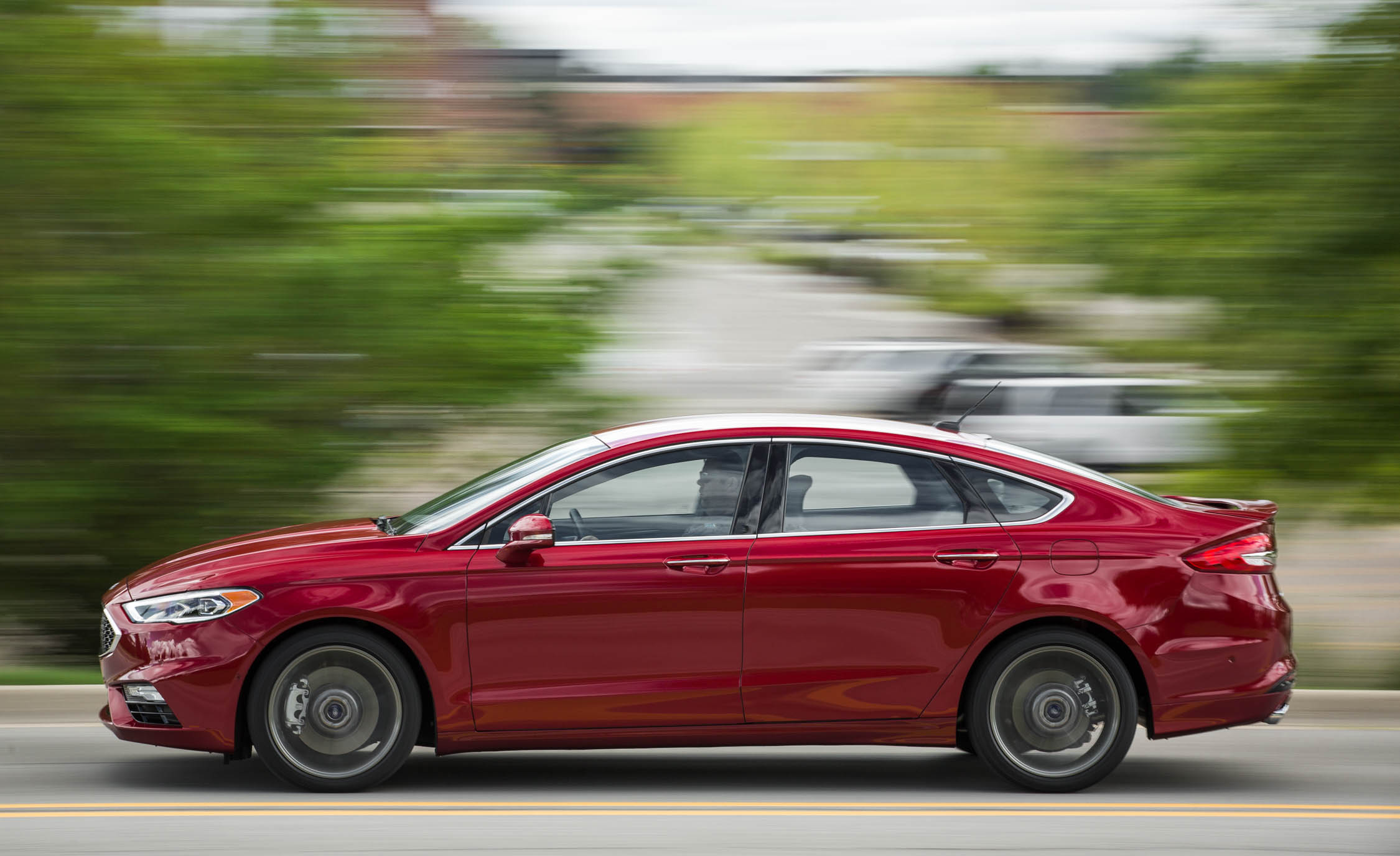 2017 Ford Fusion Sport (Photo 23 of 23)