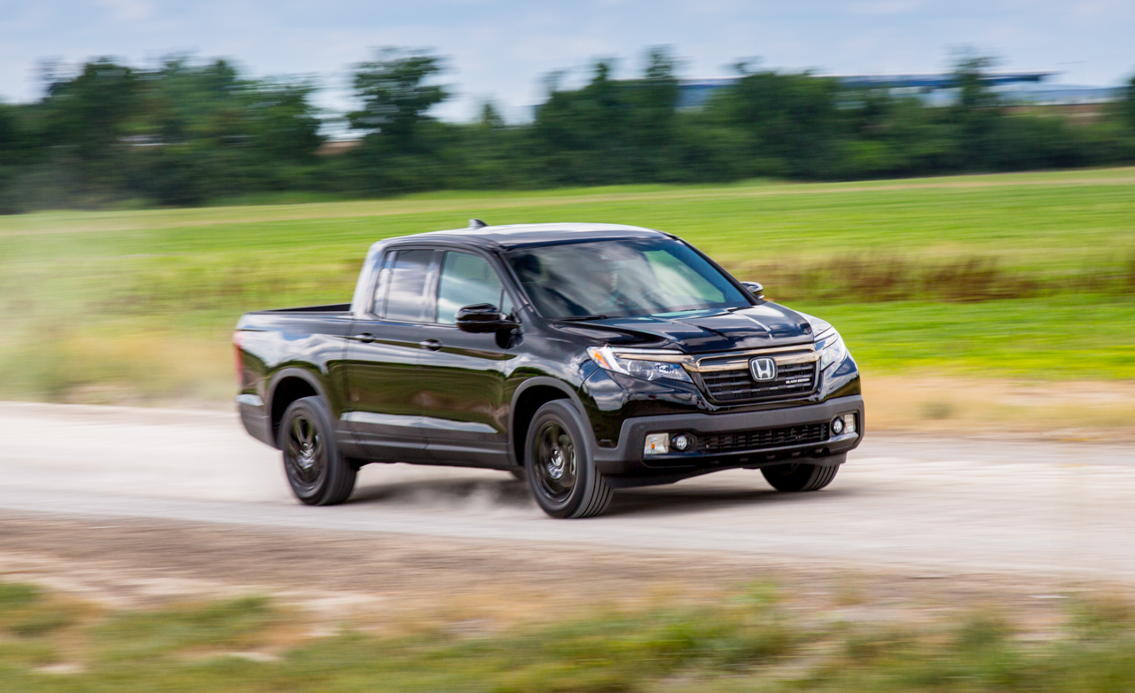 2017 Honda Ridgeline Preview (Photo 14 of 20)