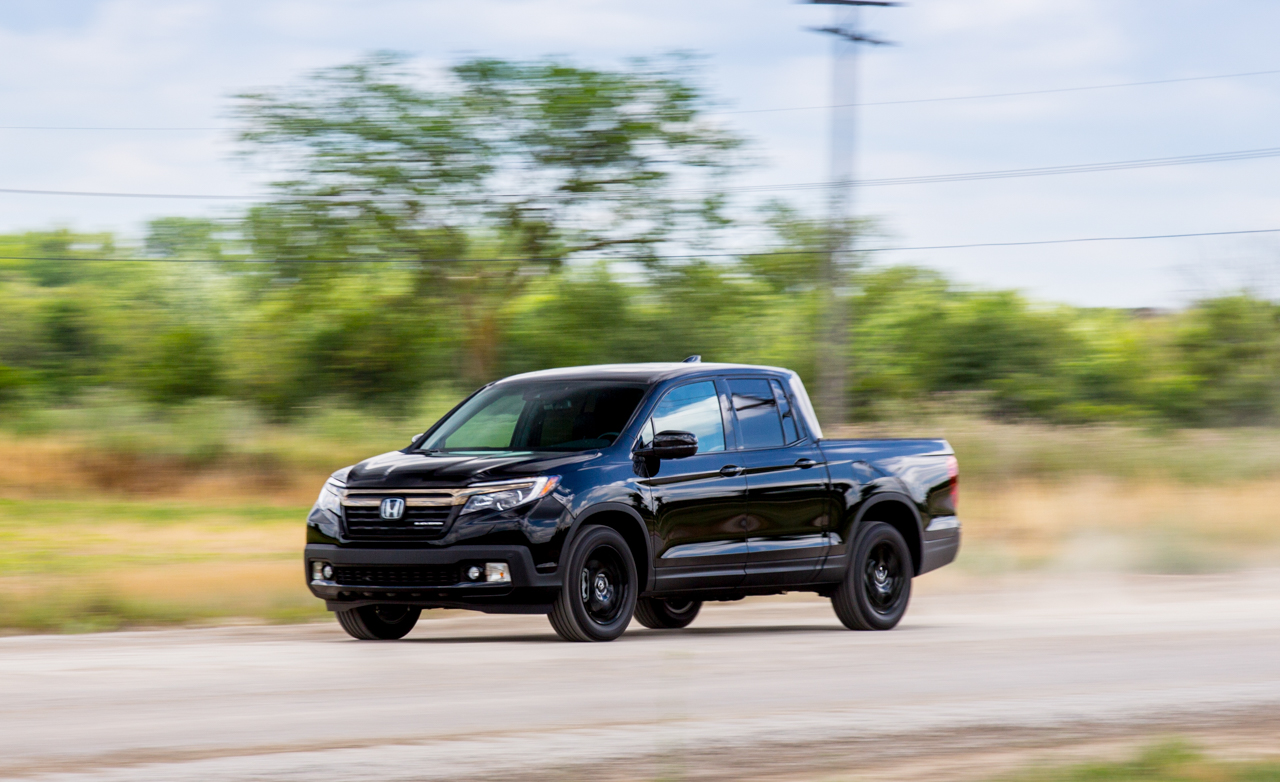 2017 Honda Ridgeline Test Drive (Photo 15 of 20)
