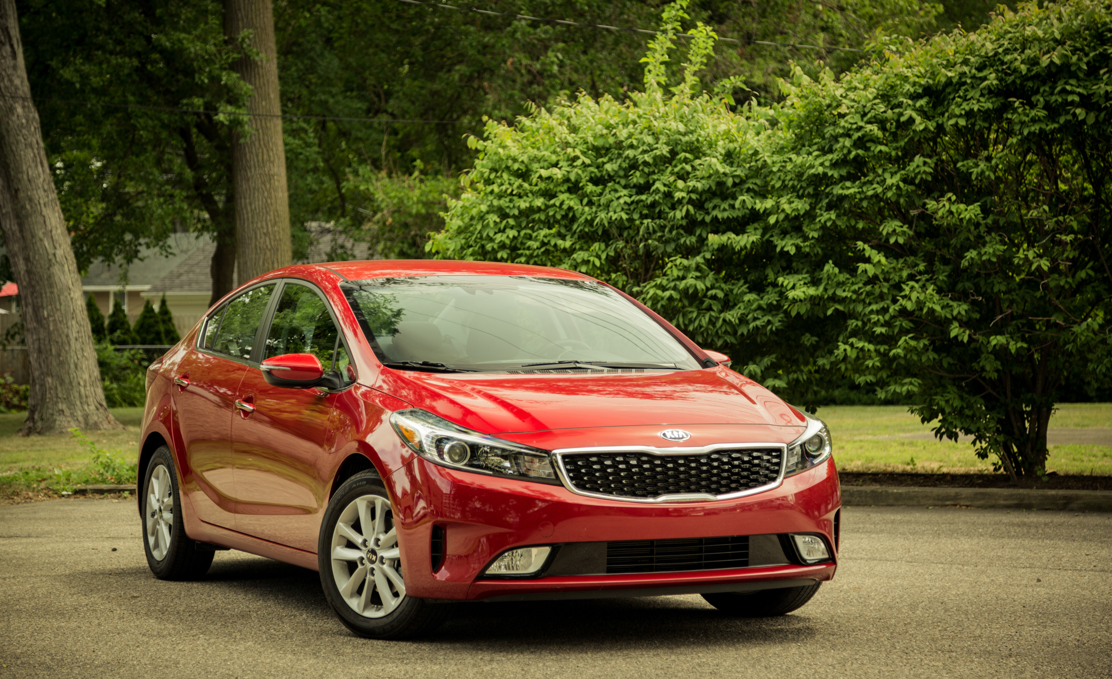 2017 Kia Forte Exterior Preview (Photo 4 of 13)