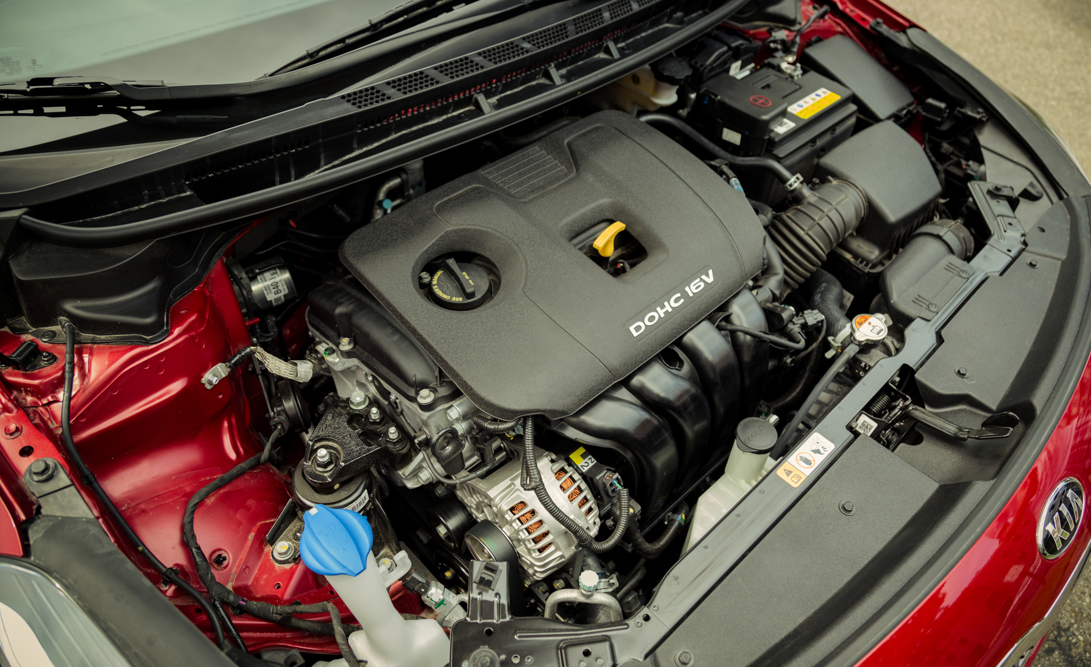 2017 Kia Forte S Inline 4 Engine (Photo 11 of 13)