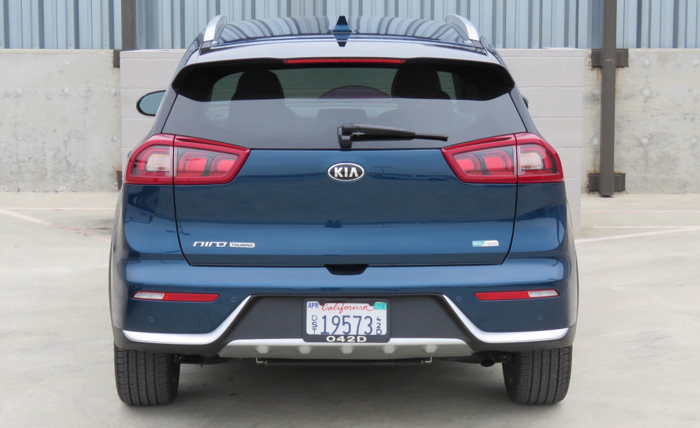 2017 Kia Niro (Photo 9 of 25)