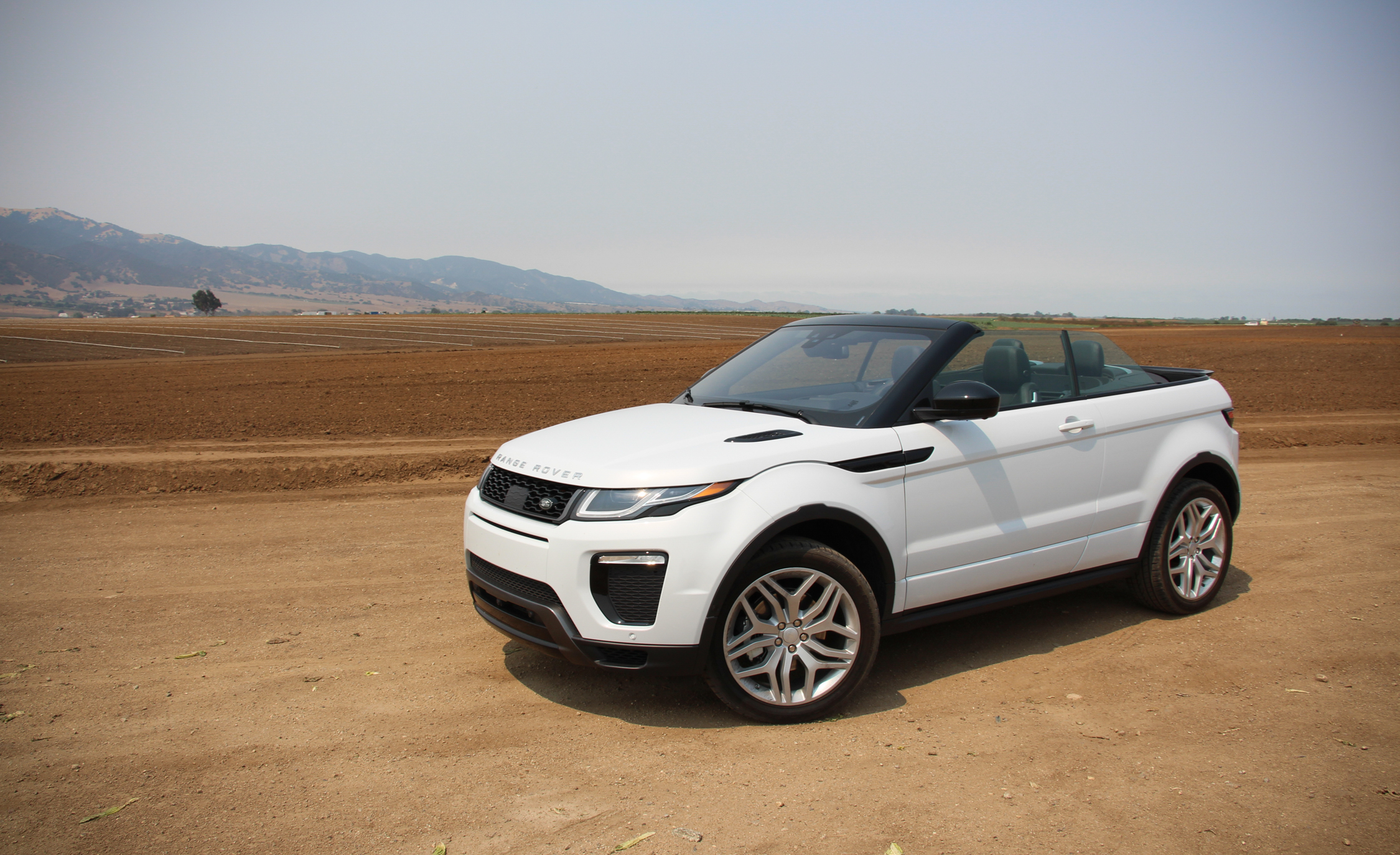 Featured Image of 2017 Land Rover Range Rover Evoque Convertible