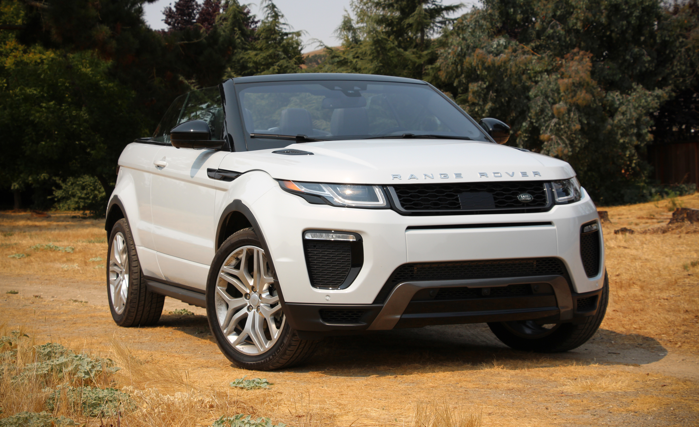 2017 Land Rover Range Rover Evoque Convertible (Photo 1 of 14)