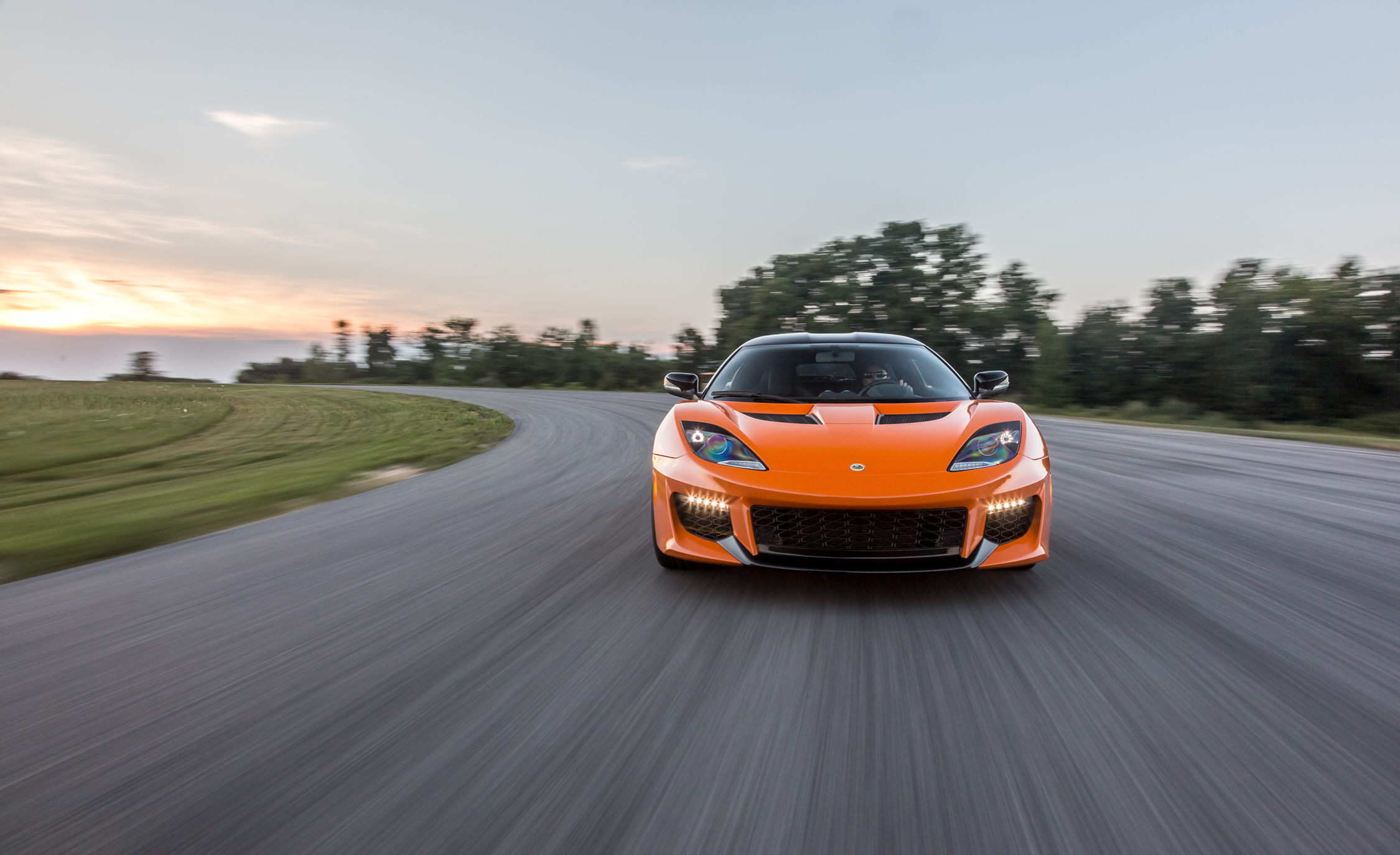 2017 Lotus Evora 400 Circuit Test Front (View 8 of 12)