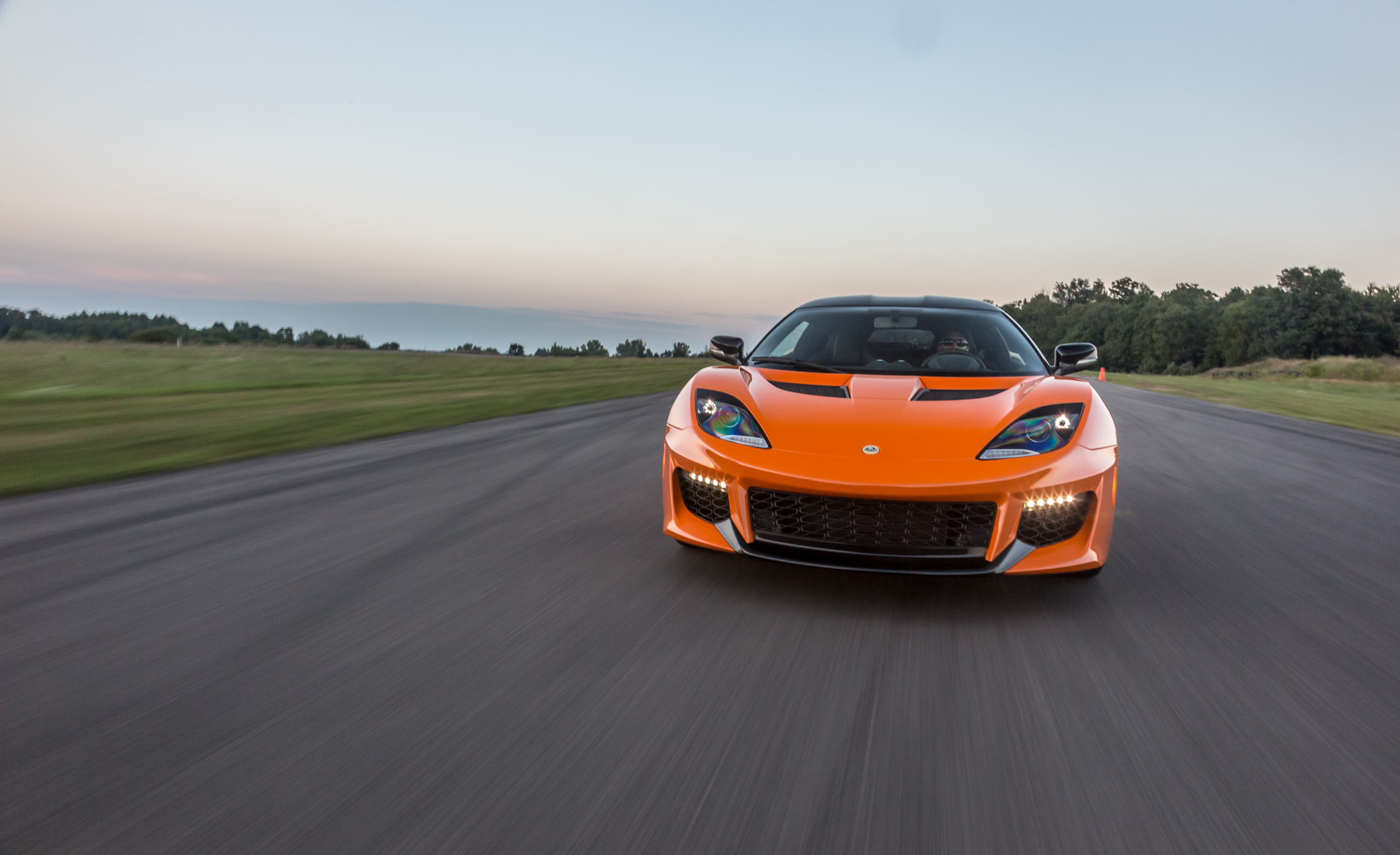 2017 Lotus Evora 400 Circuit Test (View 6 of 12)
