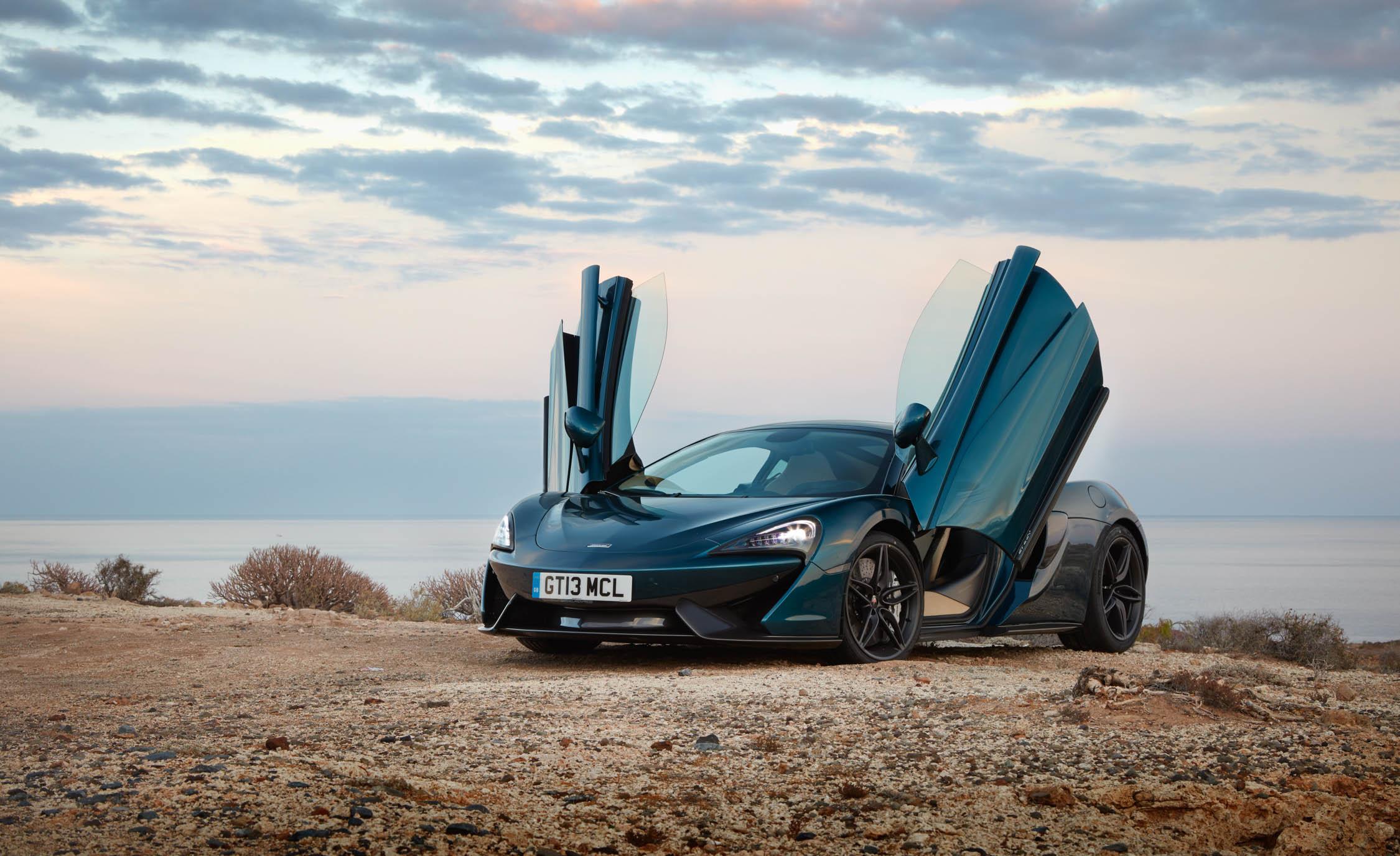2017 McLaren 570GT (View 19 of 38)