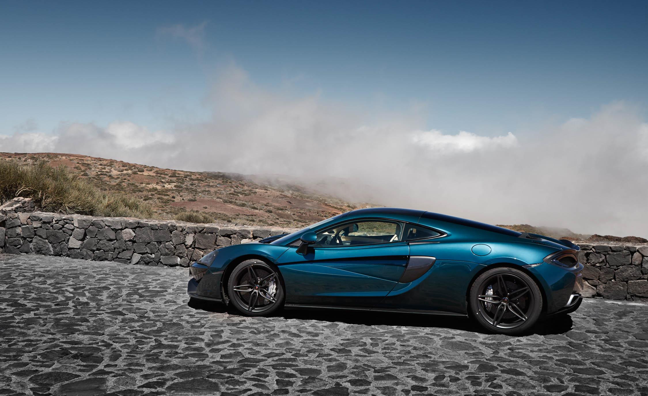 2017 McLaren 570GT (View 17 of 38)