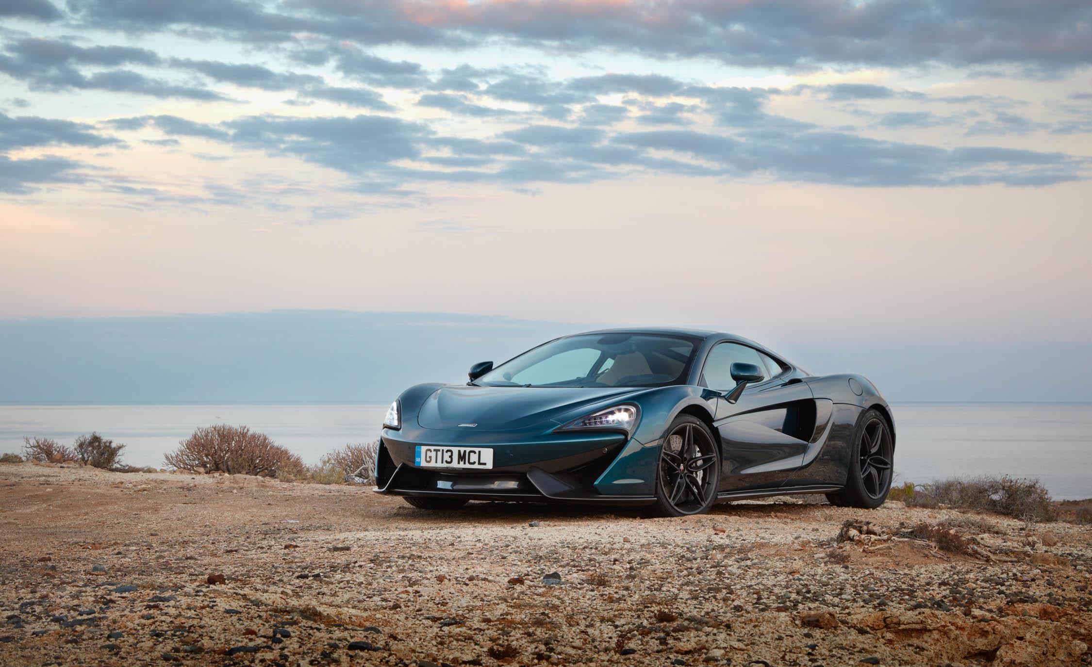 2017 McLaren 570GT (View 20 of 38)