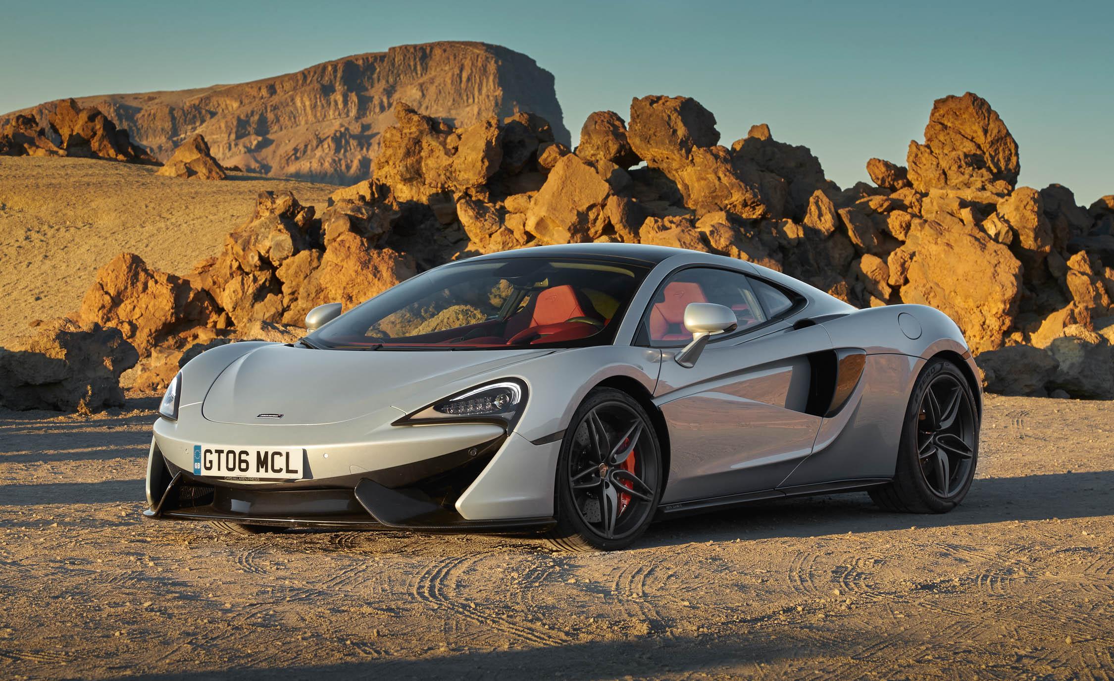 2017 McLaren 570GT (View 3 of 38)