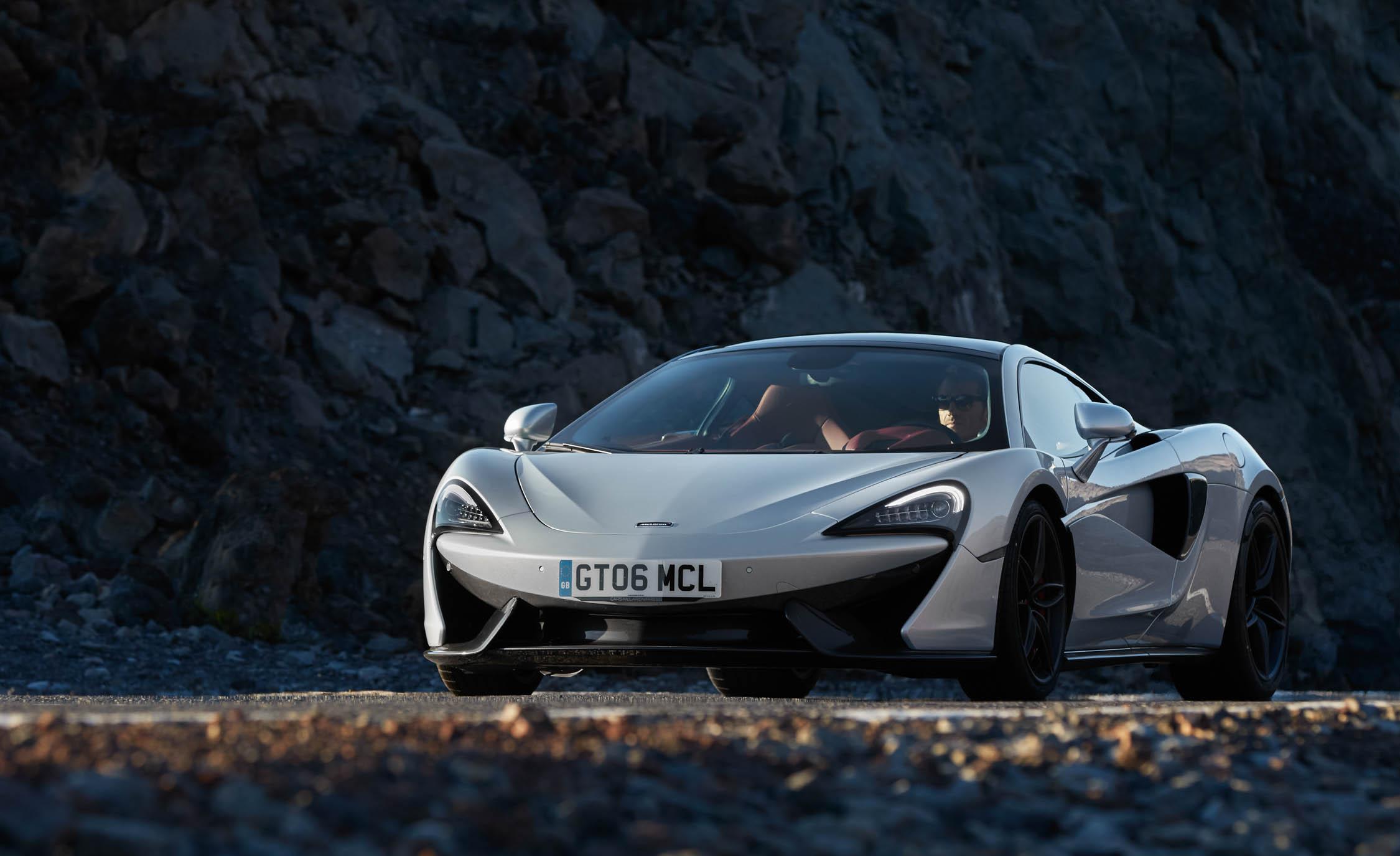 2017 McLaren 570GT (View 8 of 38)