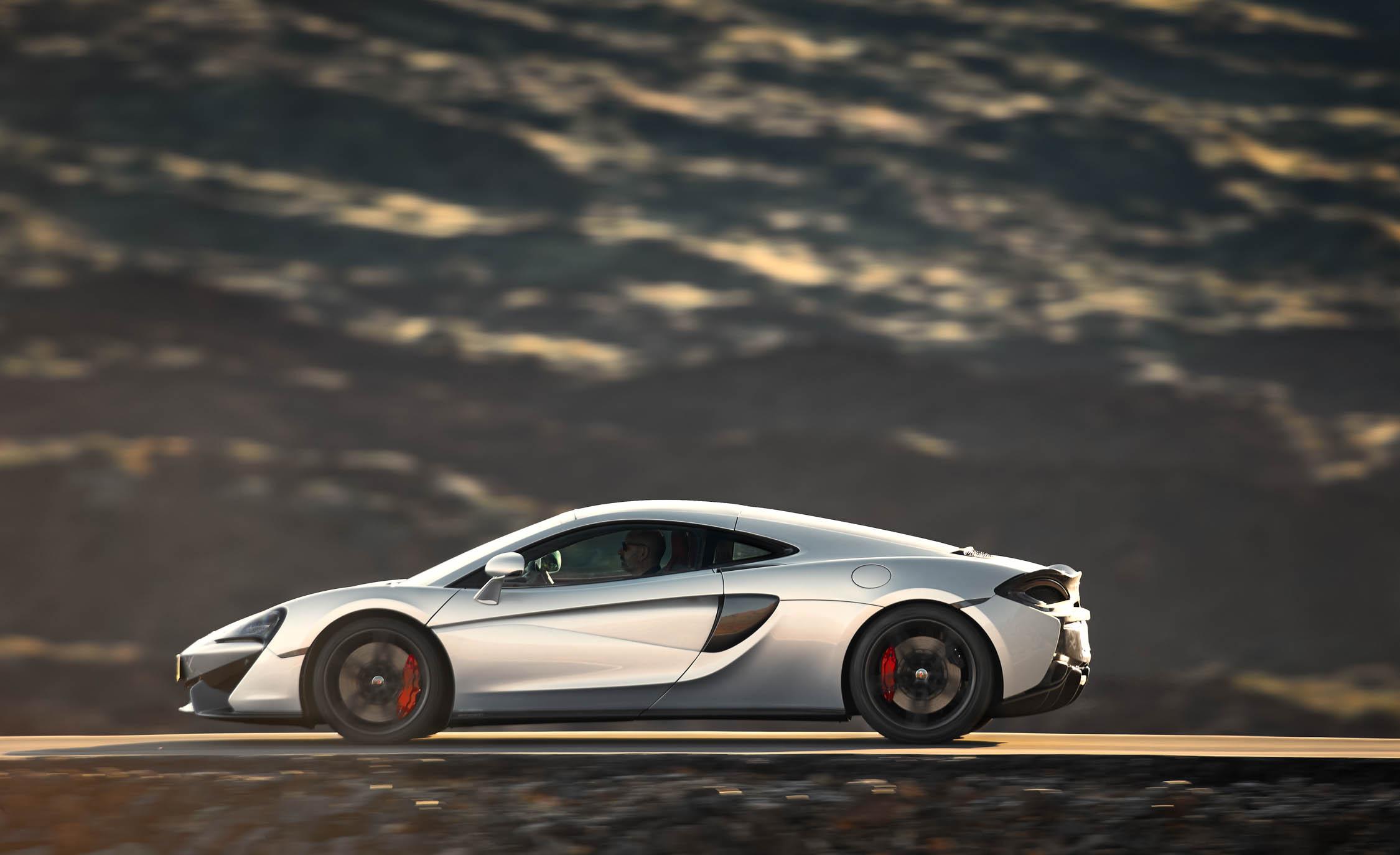 2017 McLaren 570GT (View 9 of 38)